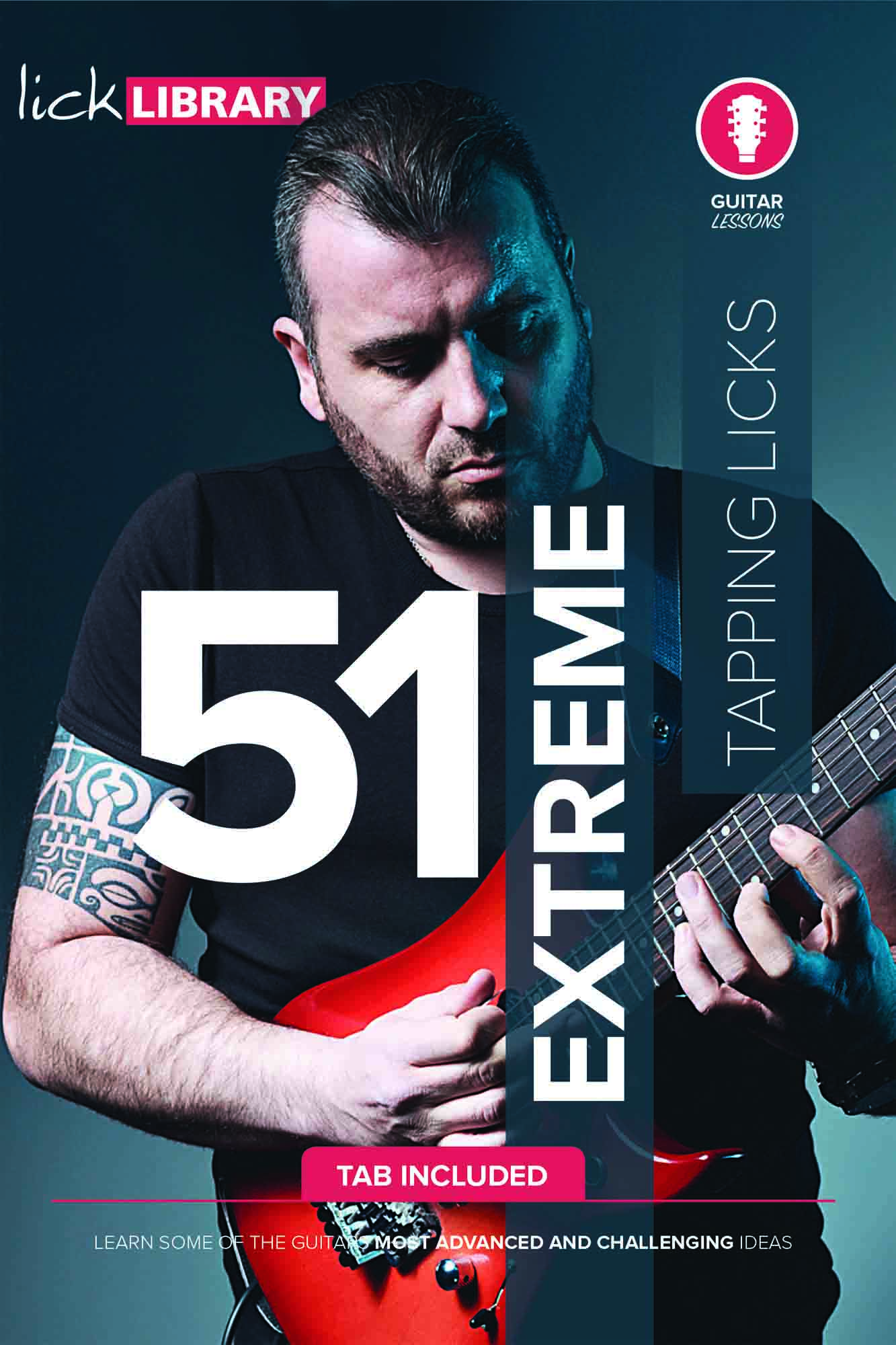 51 Extreme Tapping Licks