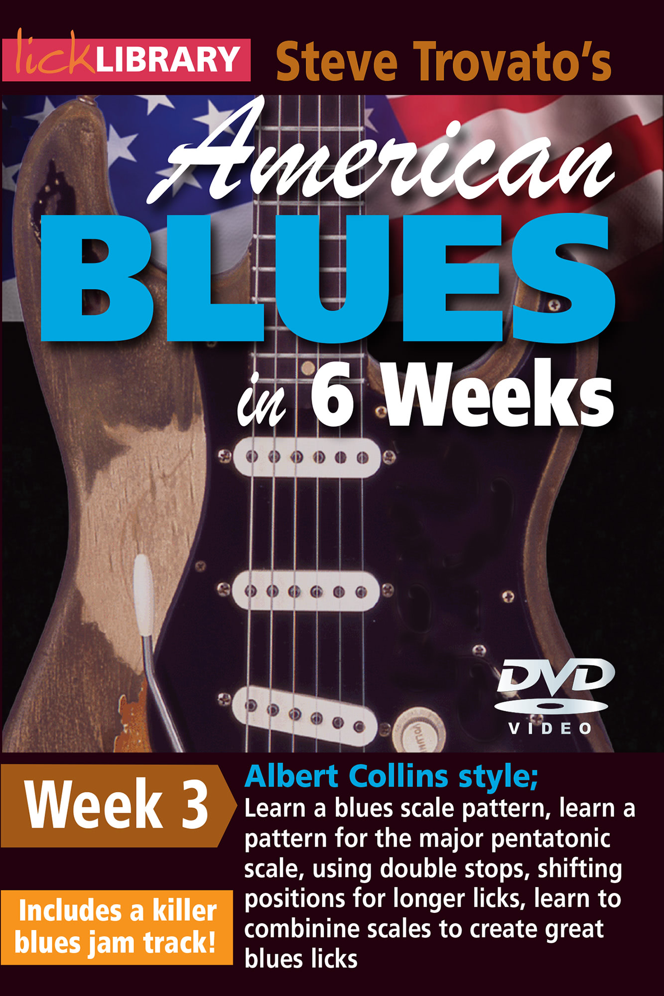 American Blues In 6 Weeks - Week 3