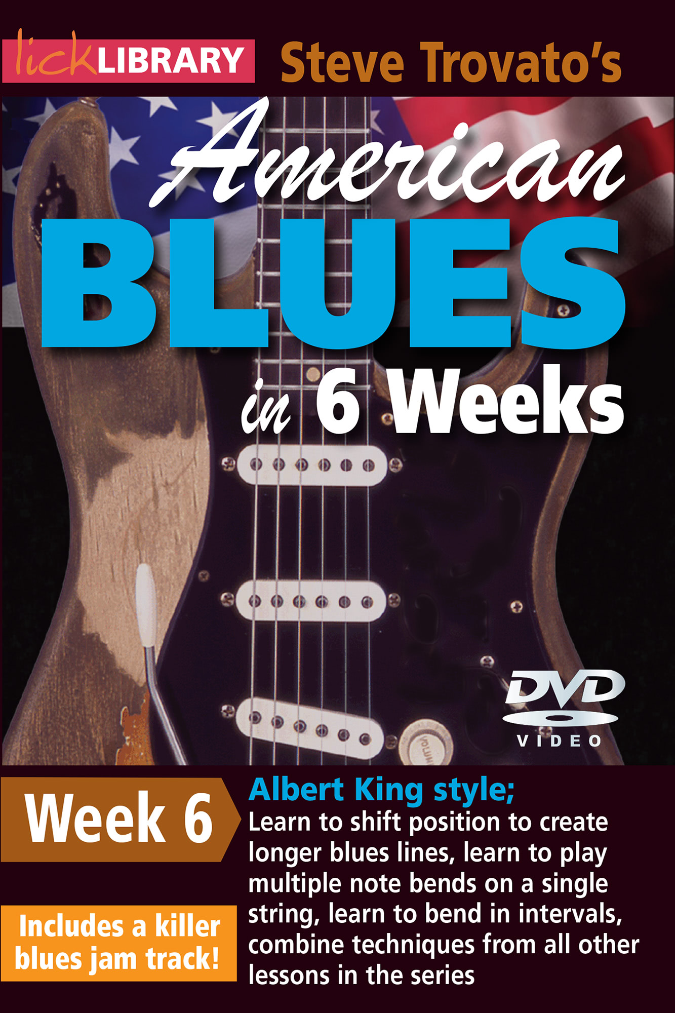 American Blues In 6 Weeks - Week 6