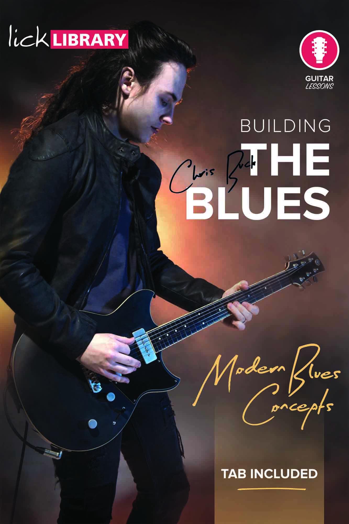 Building The Blues - Modern Blues Concepts
