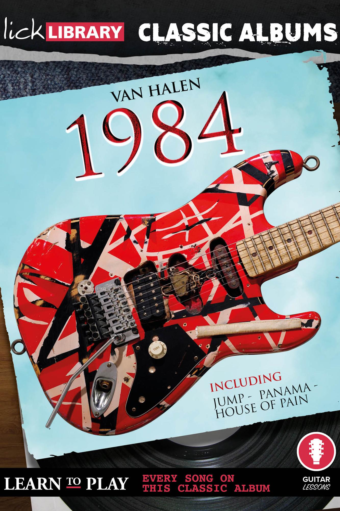 Classic Albums Van Halen 1984 Store Licklibrary
