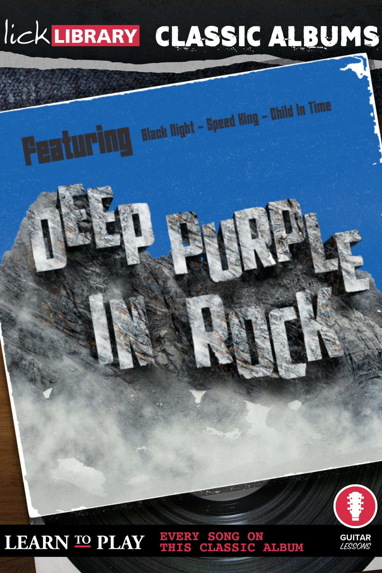 Classic Albums Deep Purple In Rock