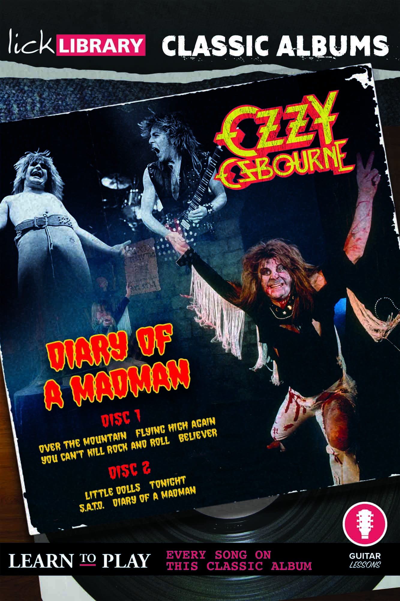 Classic Albums - Diary Of A Madman
