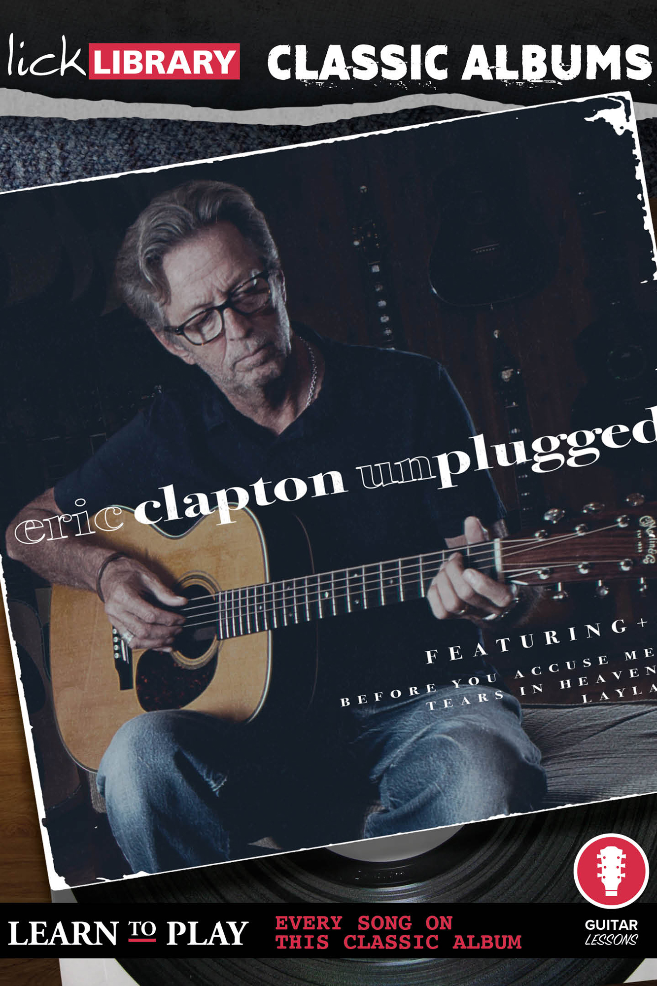 Classic Albums Eric Clapton Unplugged