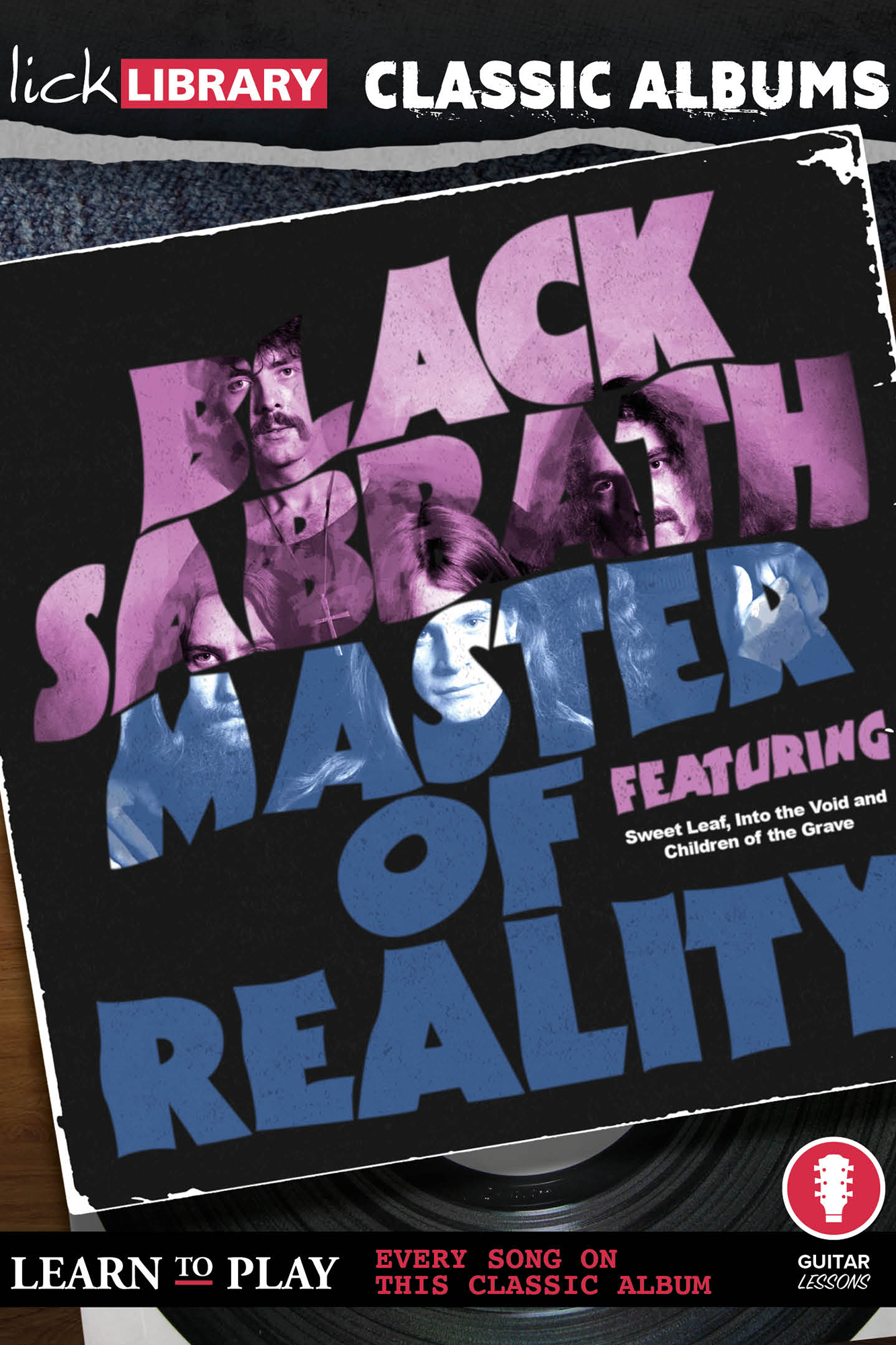 Classic Albums Master Of Reality