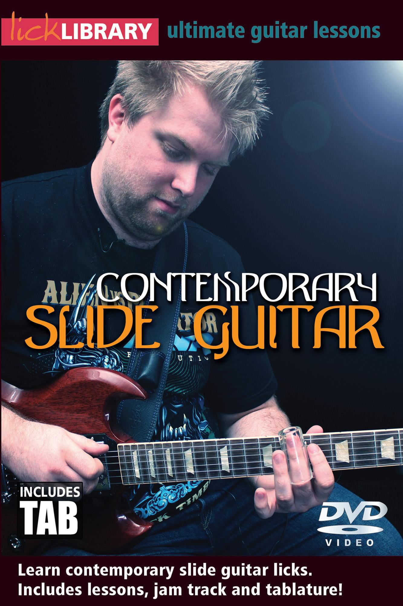 Contemporary Slide Guitar