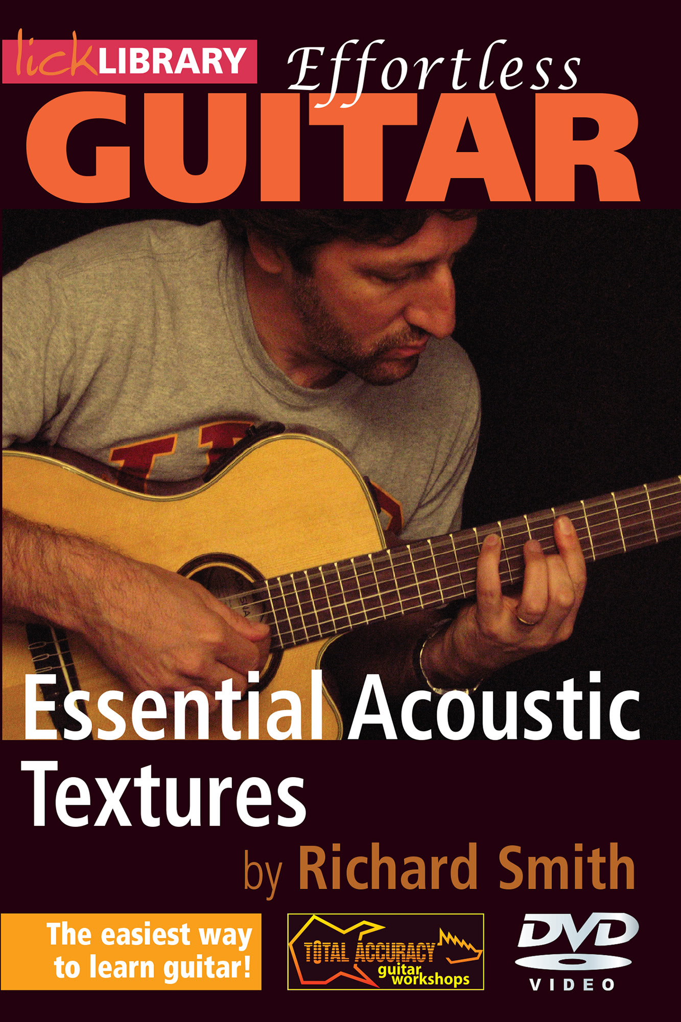 Effortless Guitar - Essential Acoustic Textures