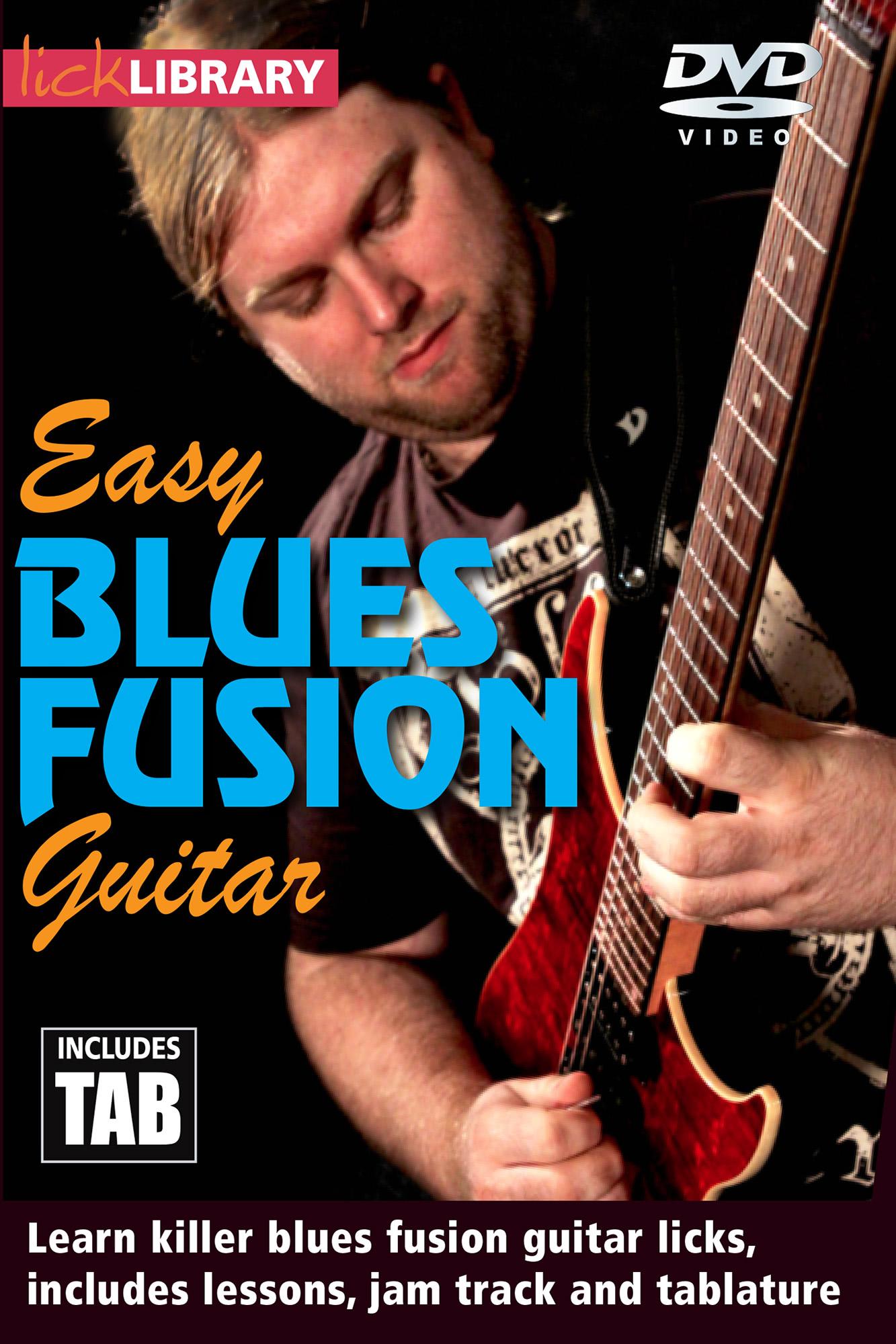Easy Blues Fusion Guitar