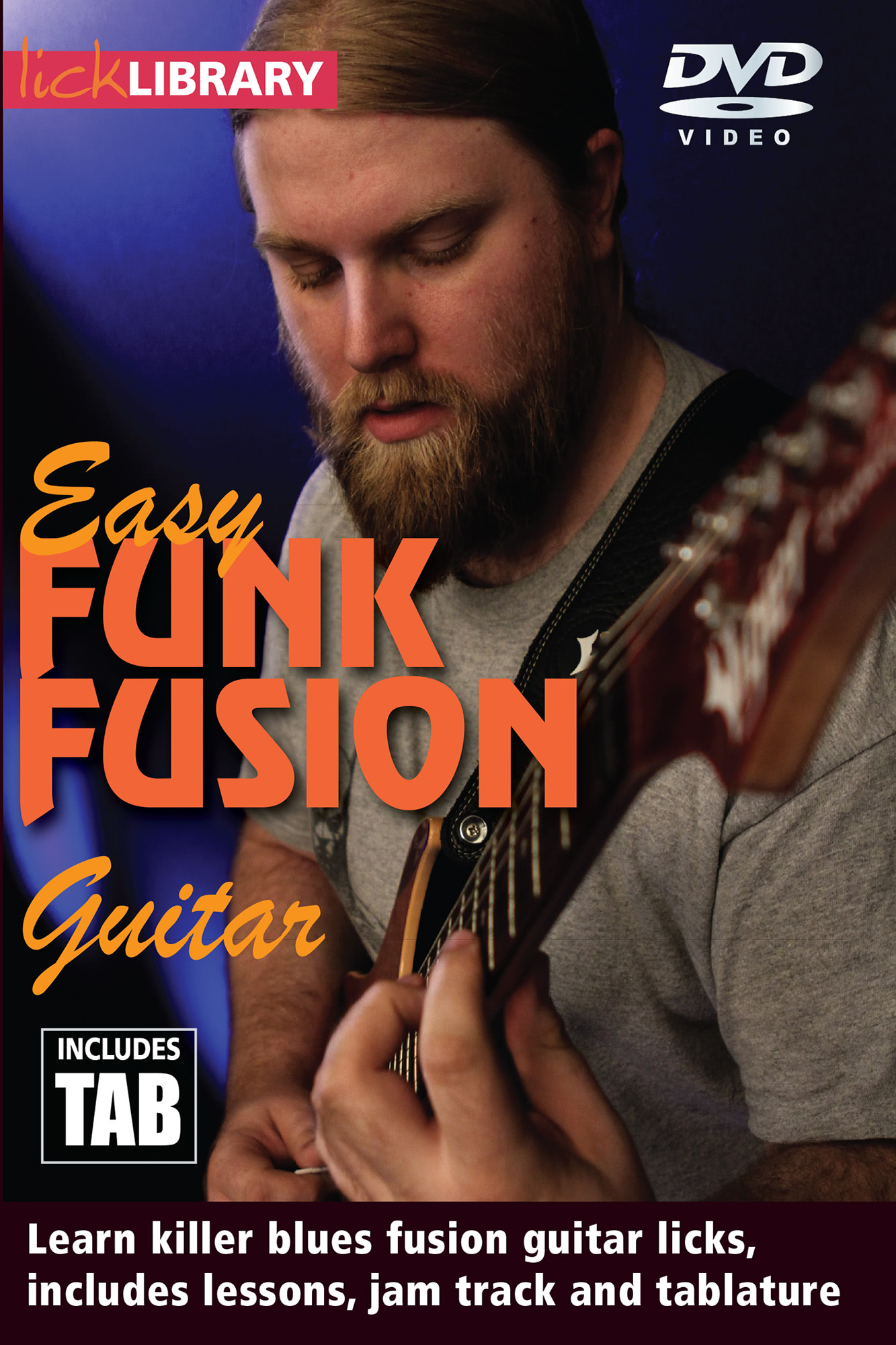 Easy Funk Fusion Guitar