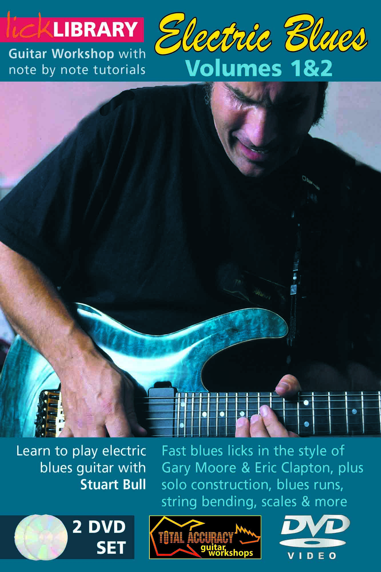 Electric Blues Volumes 1 & 2