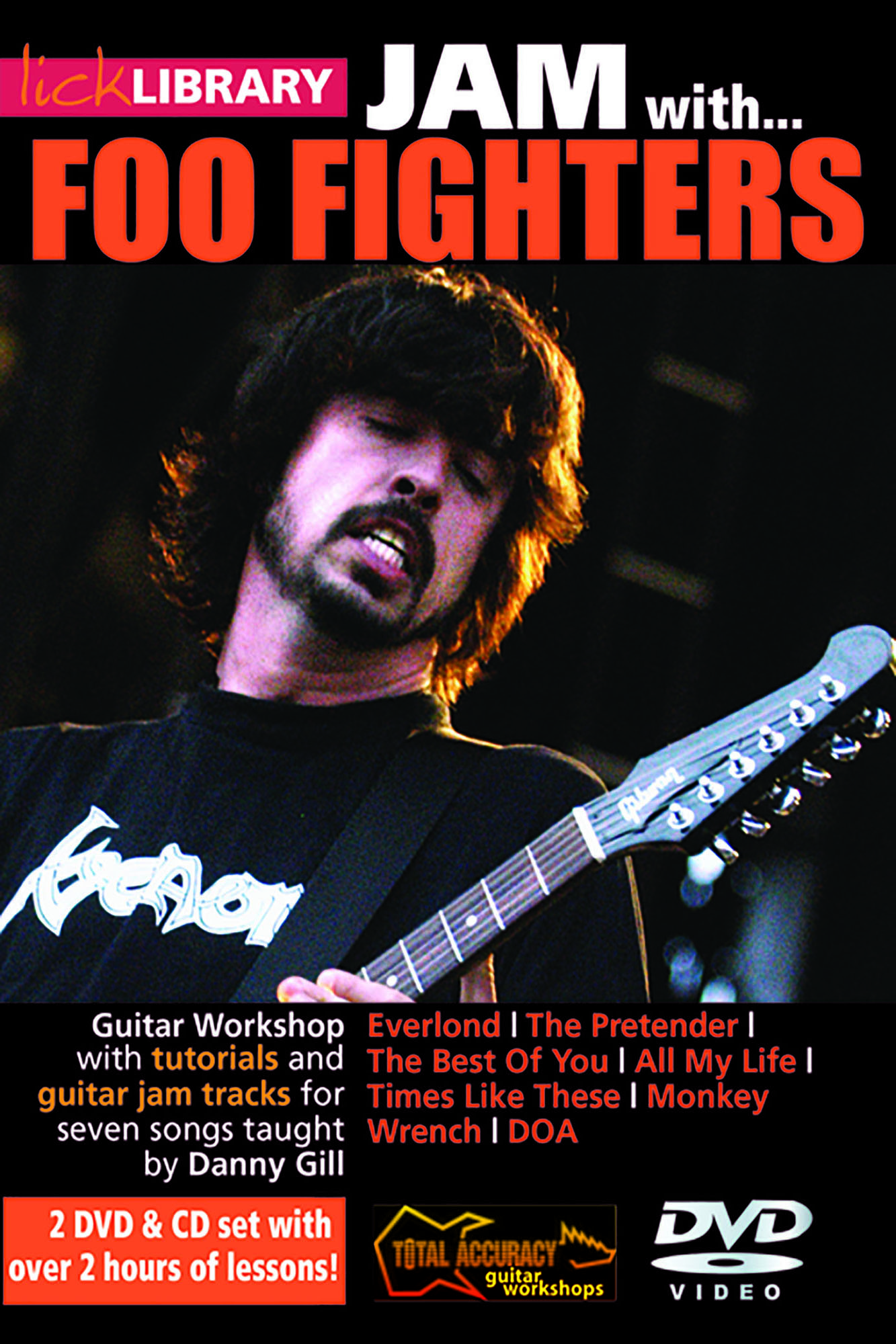 Jam With Foo Fighters