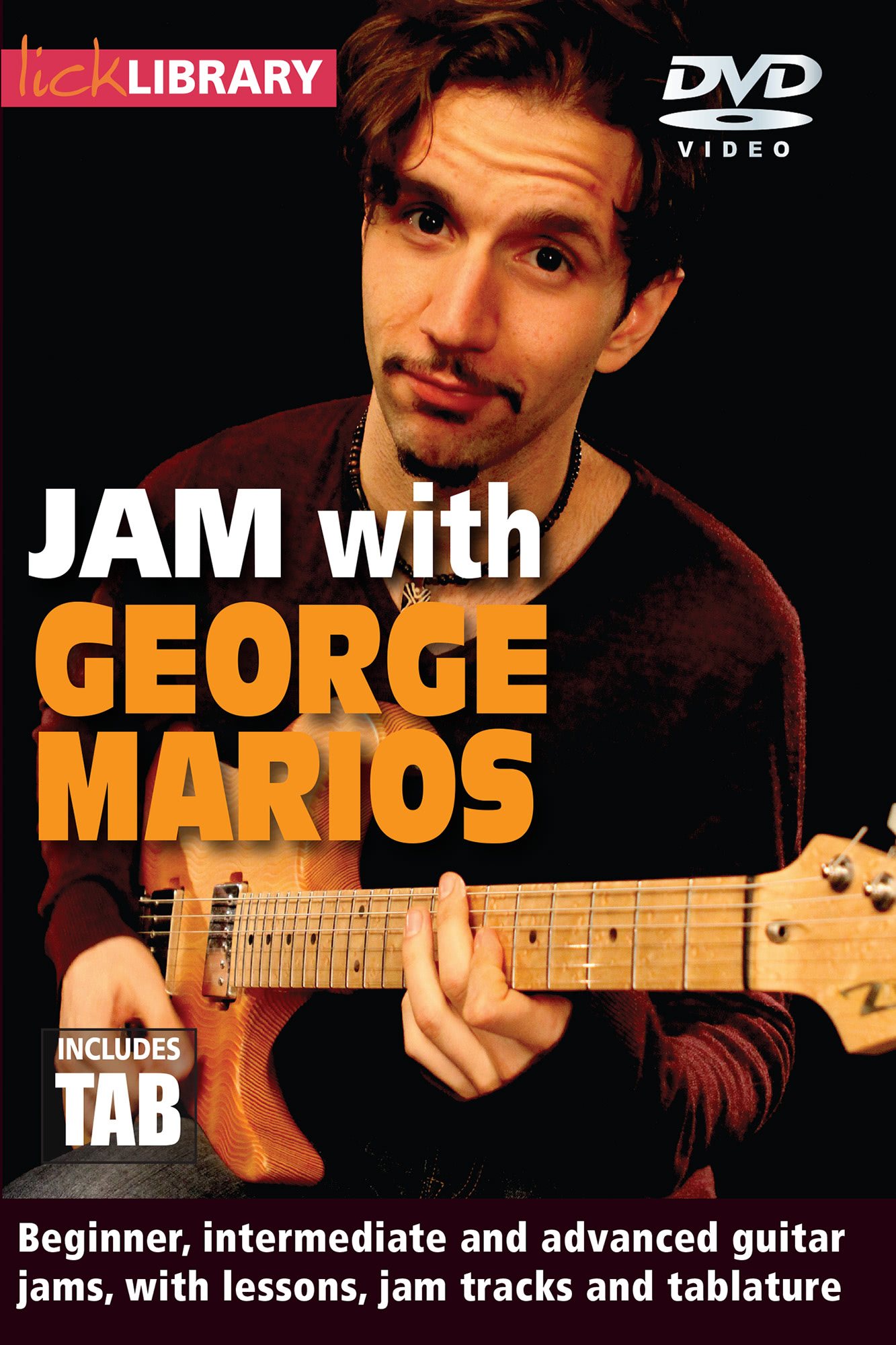 Jam With George Marios