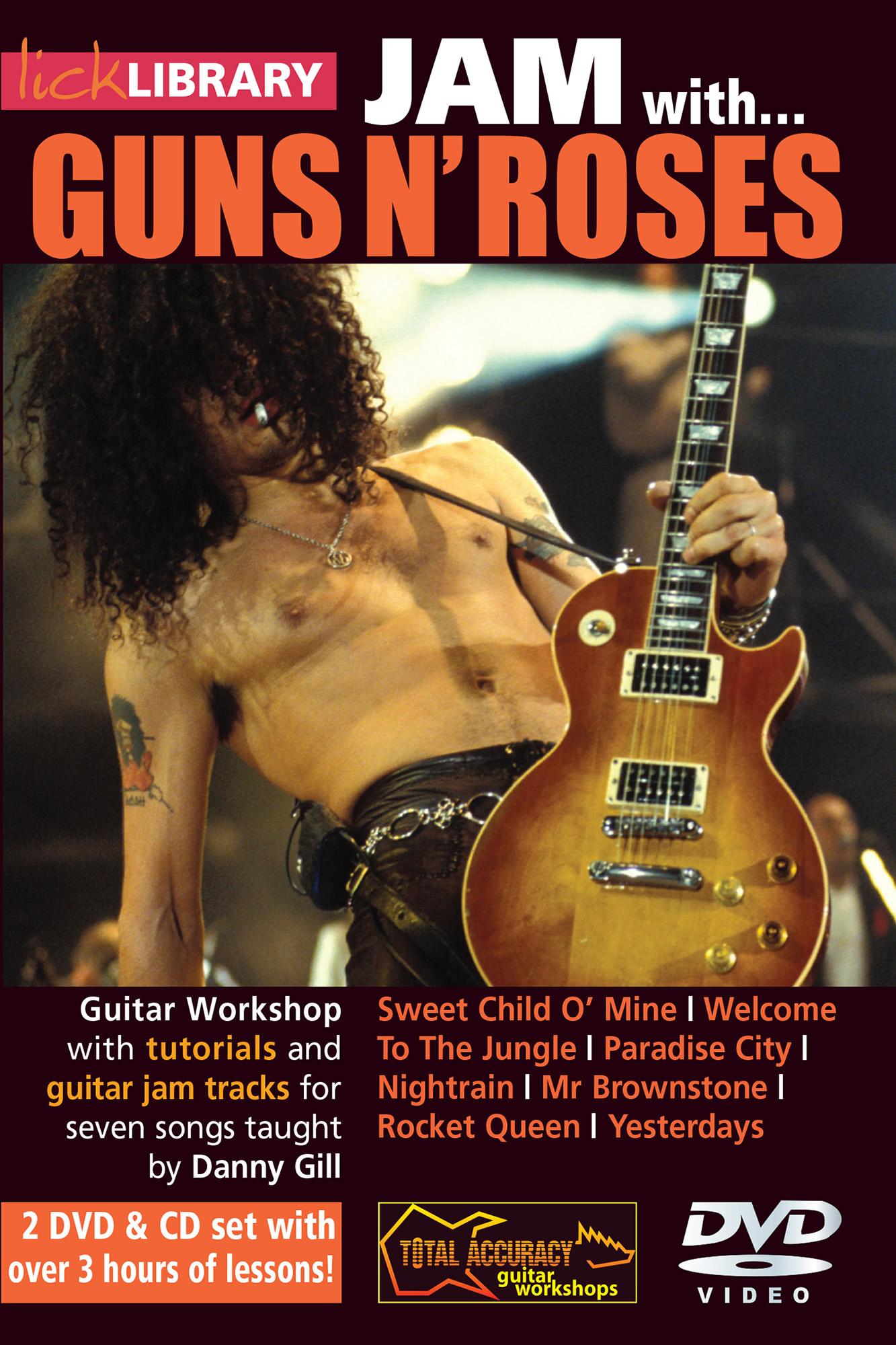 Jam With Guns N' Roses