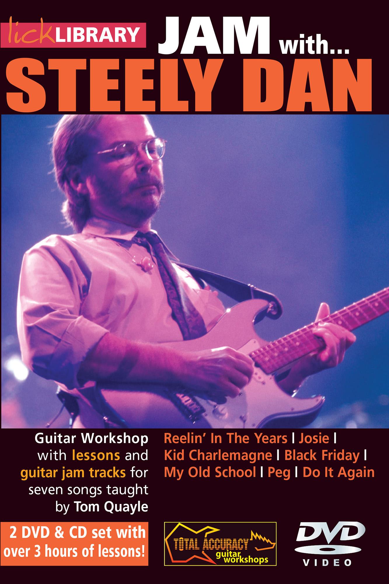 Jam With Steely Dan