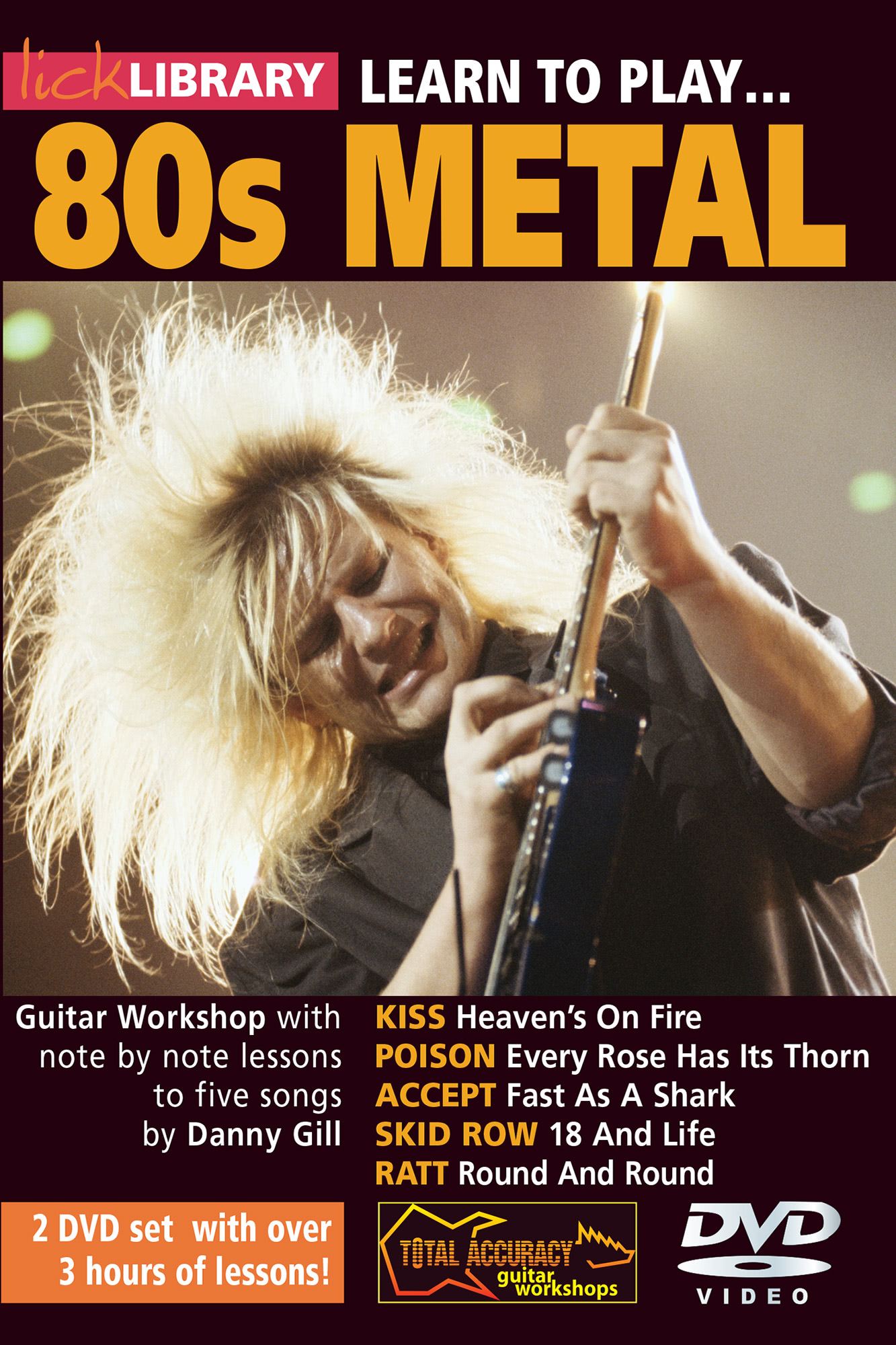 Learn To Play 80's Metal