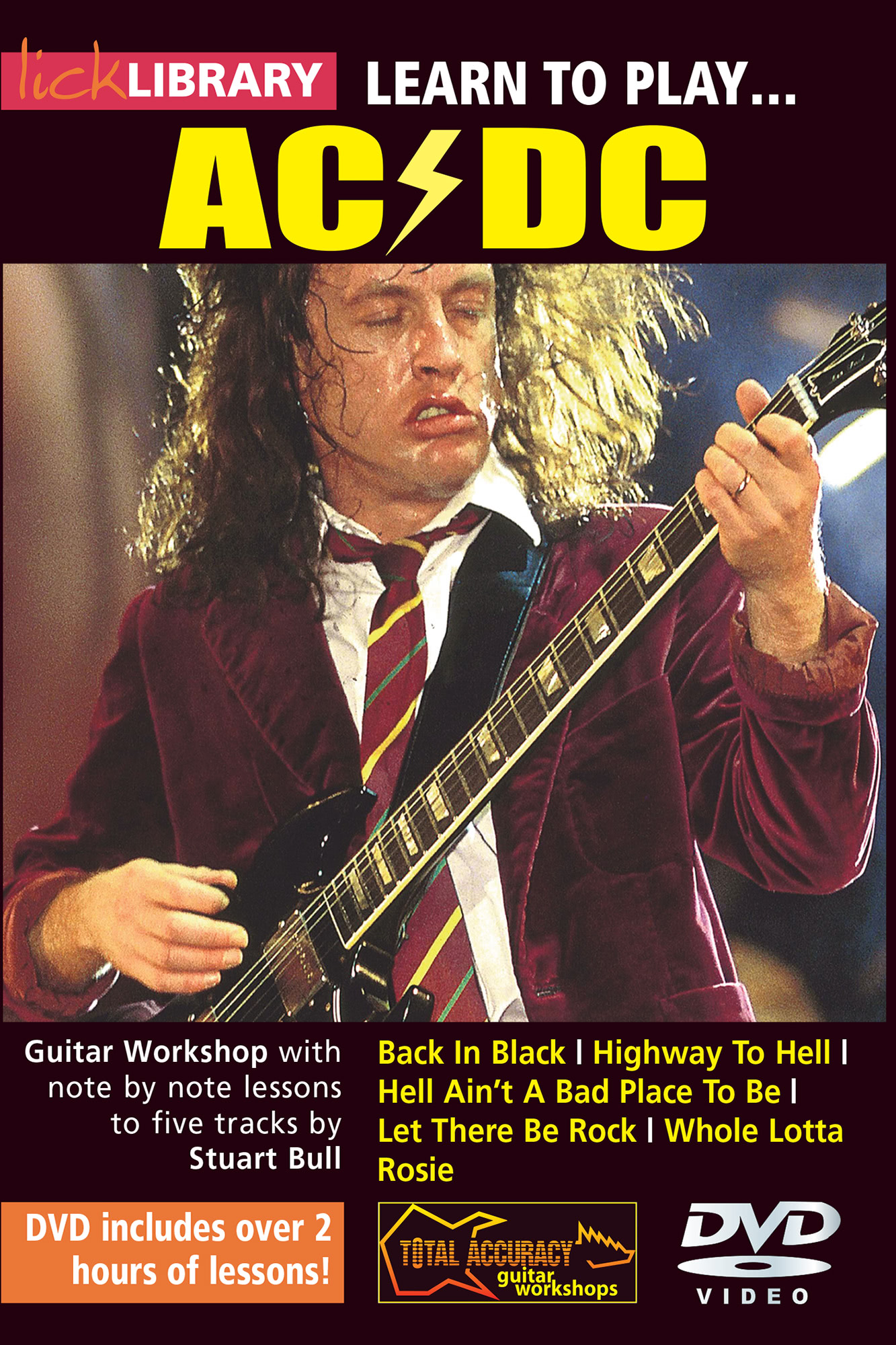 Learn To Play AC/DC
