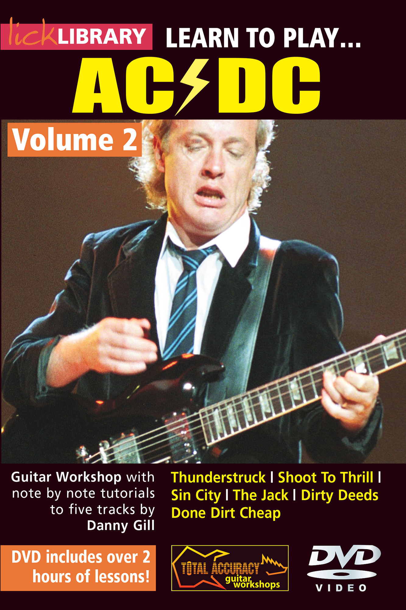 Learn To Play AC/DC Volume 2