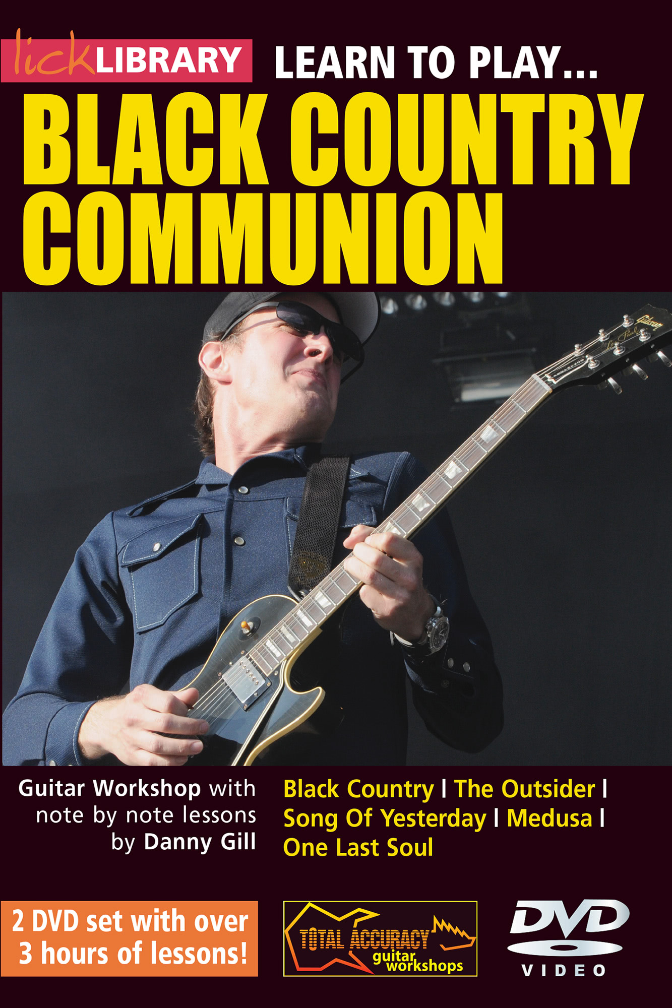 Learn To Play Black Country Communion