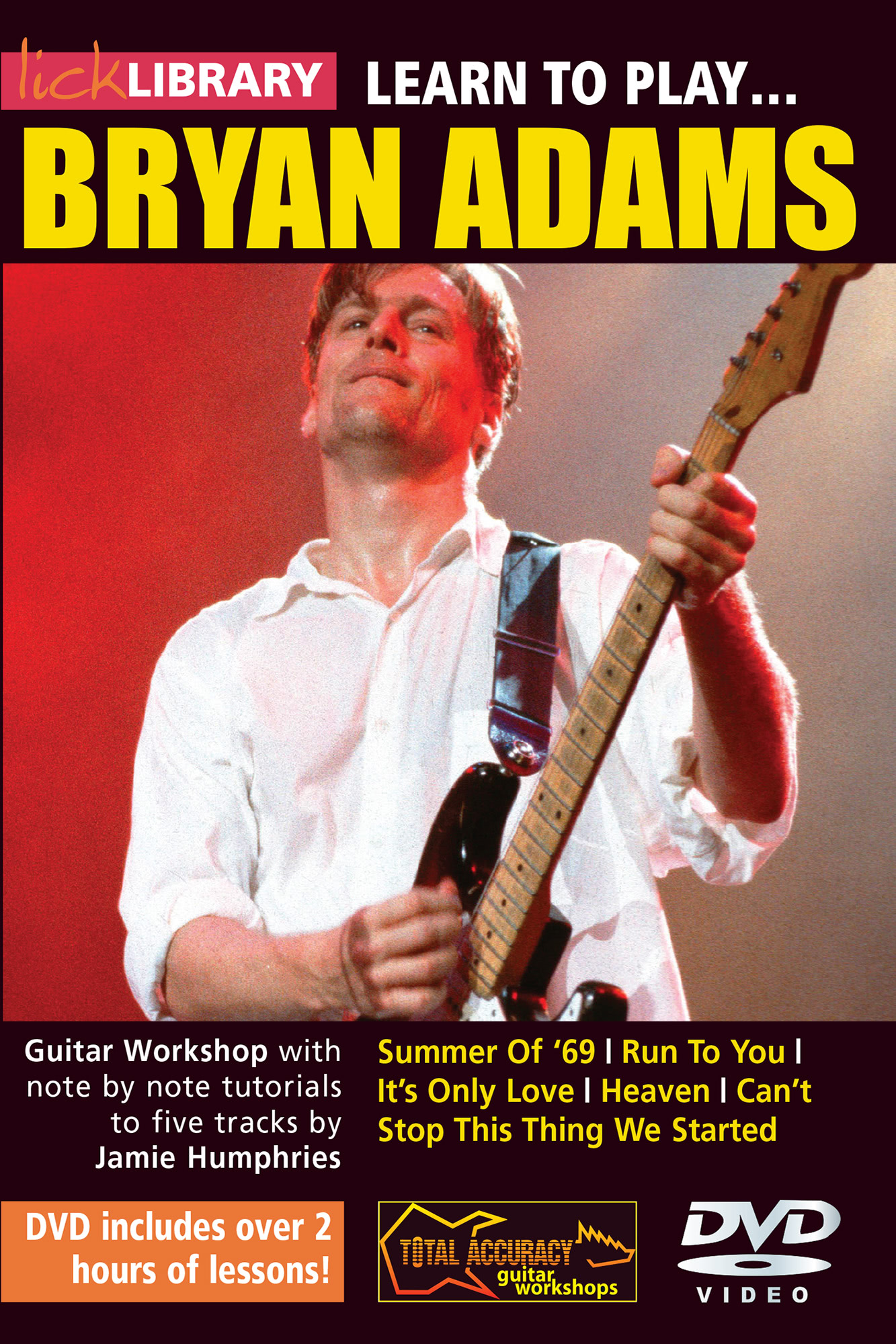 Learn To Play Bryan Adams