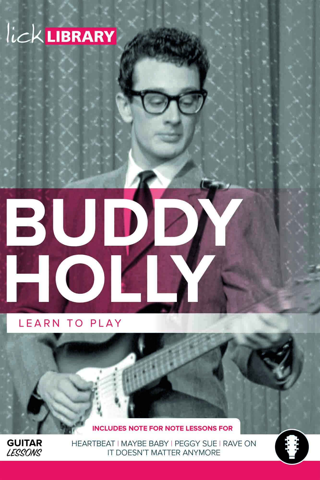 Learn To Play Buddy Holly