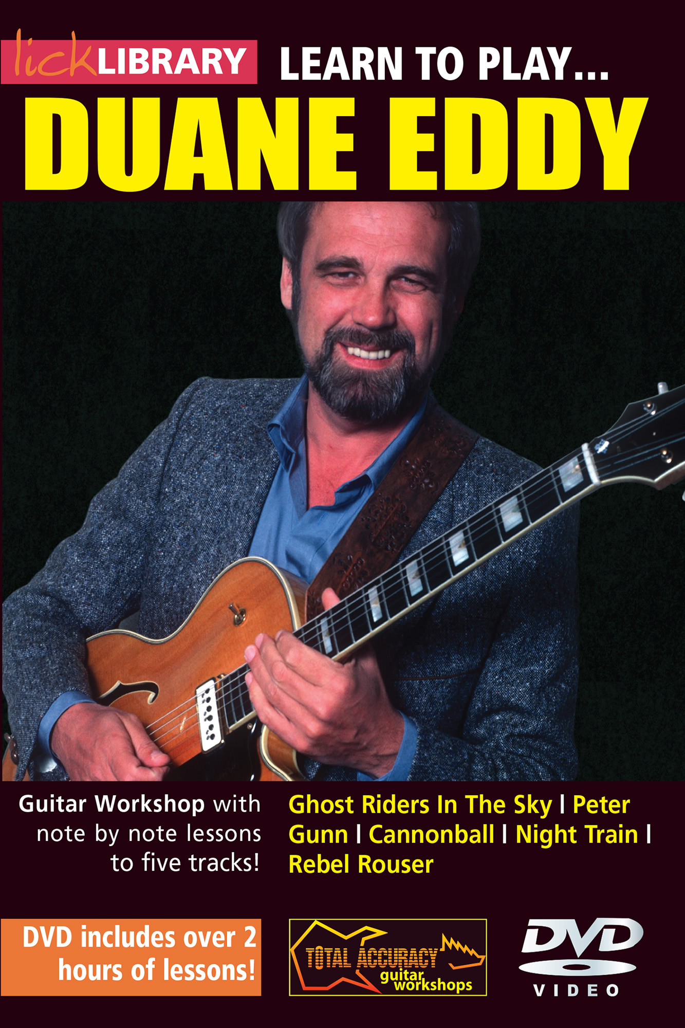 Learn To Play Duane Eddy