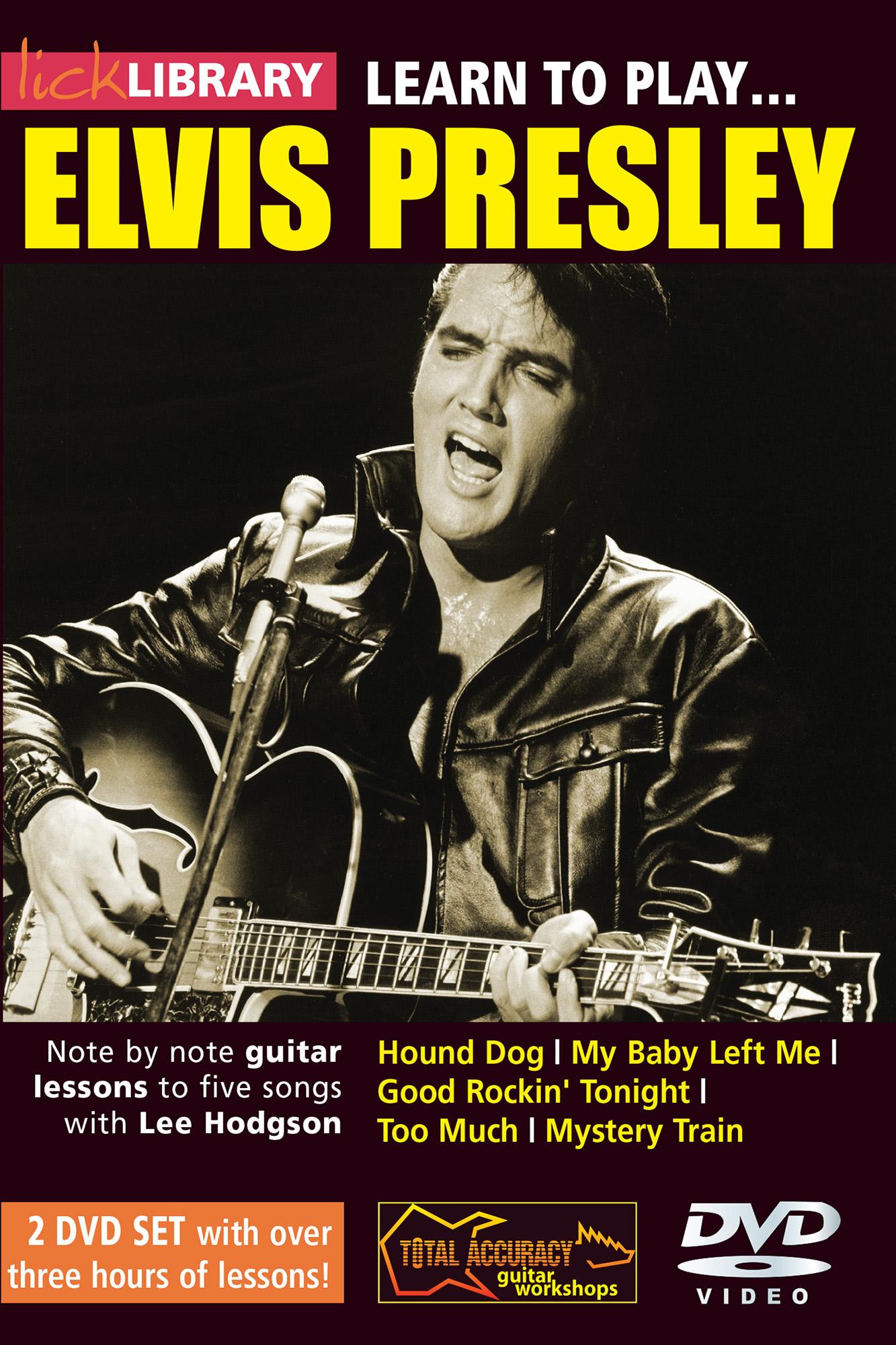 Learn To Play Elvis Presley