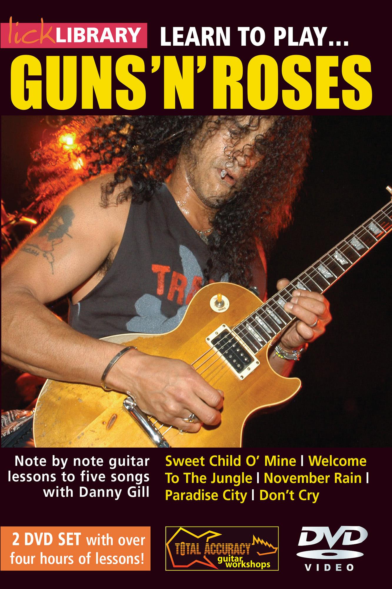 Learn To Play Guns N' Roses