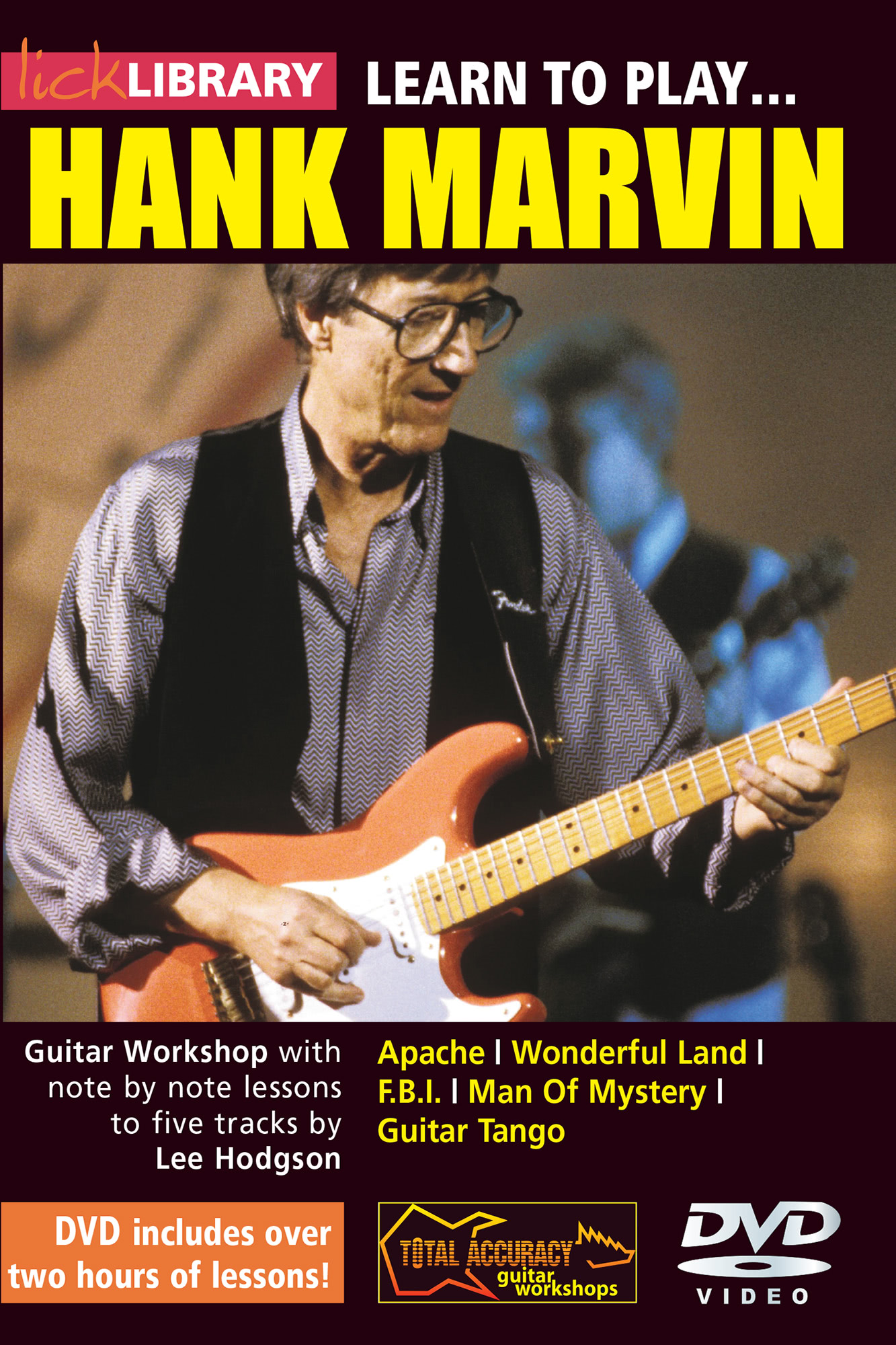 Learn To Play Hank Marvin