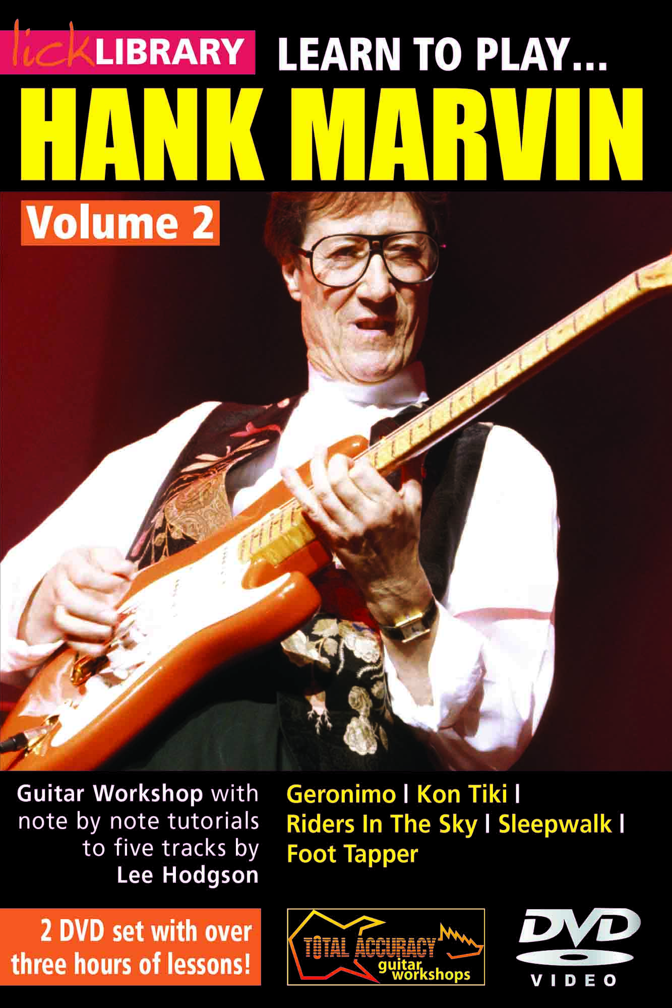 Learn To Play Hank Marvin Volume 2