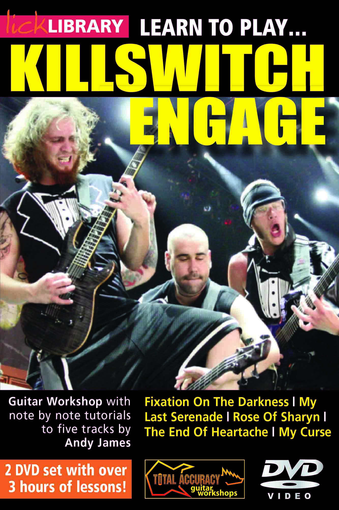 Learn To Play Killswitch Engage