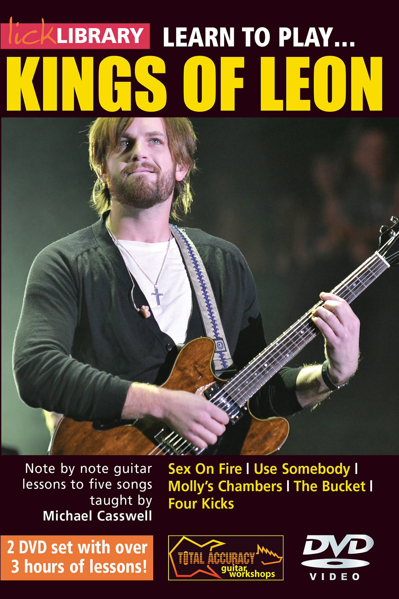 Learn To Play Kings of Leon