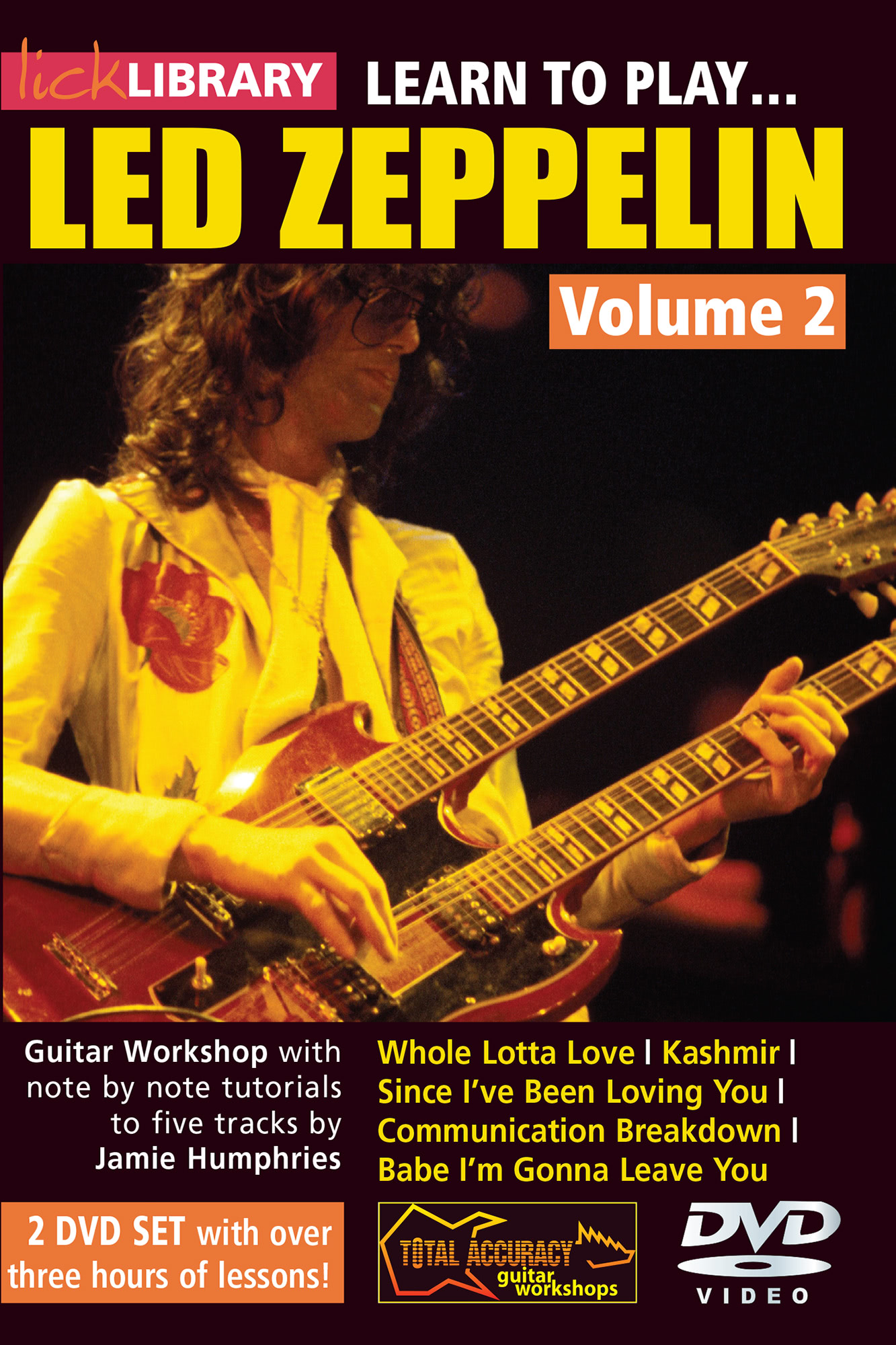 Learn To Play Led Zeppelin Volume 2