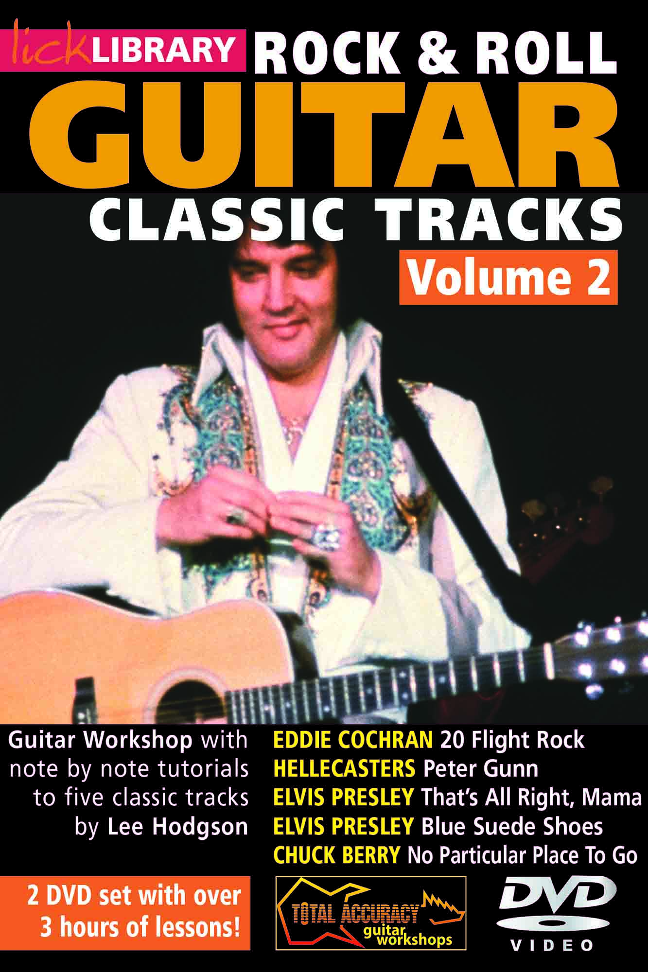 Learn To Play Rock & Roll Classic Tracks Volume 2