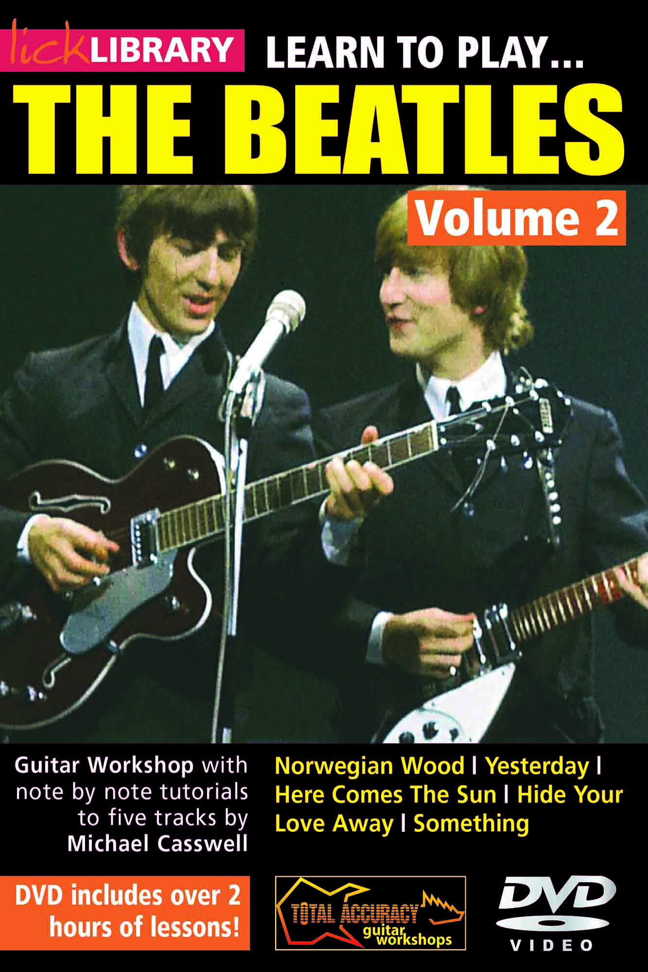 Learn To Play The Beatles Volume 2