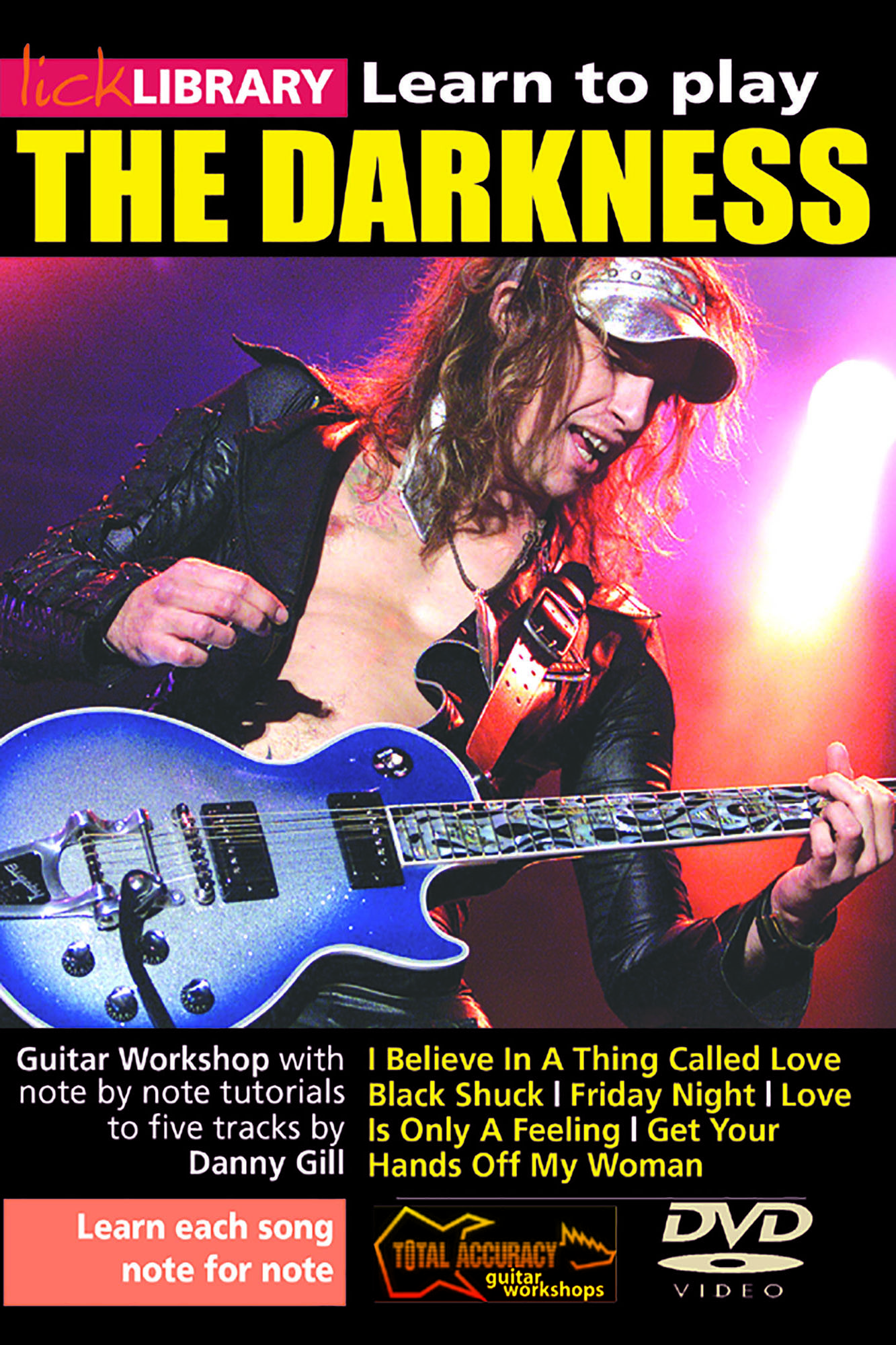 Learn To Play The Darkness