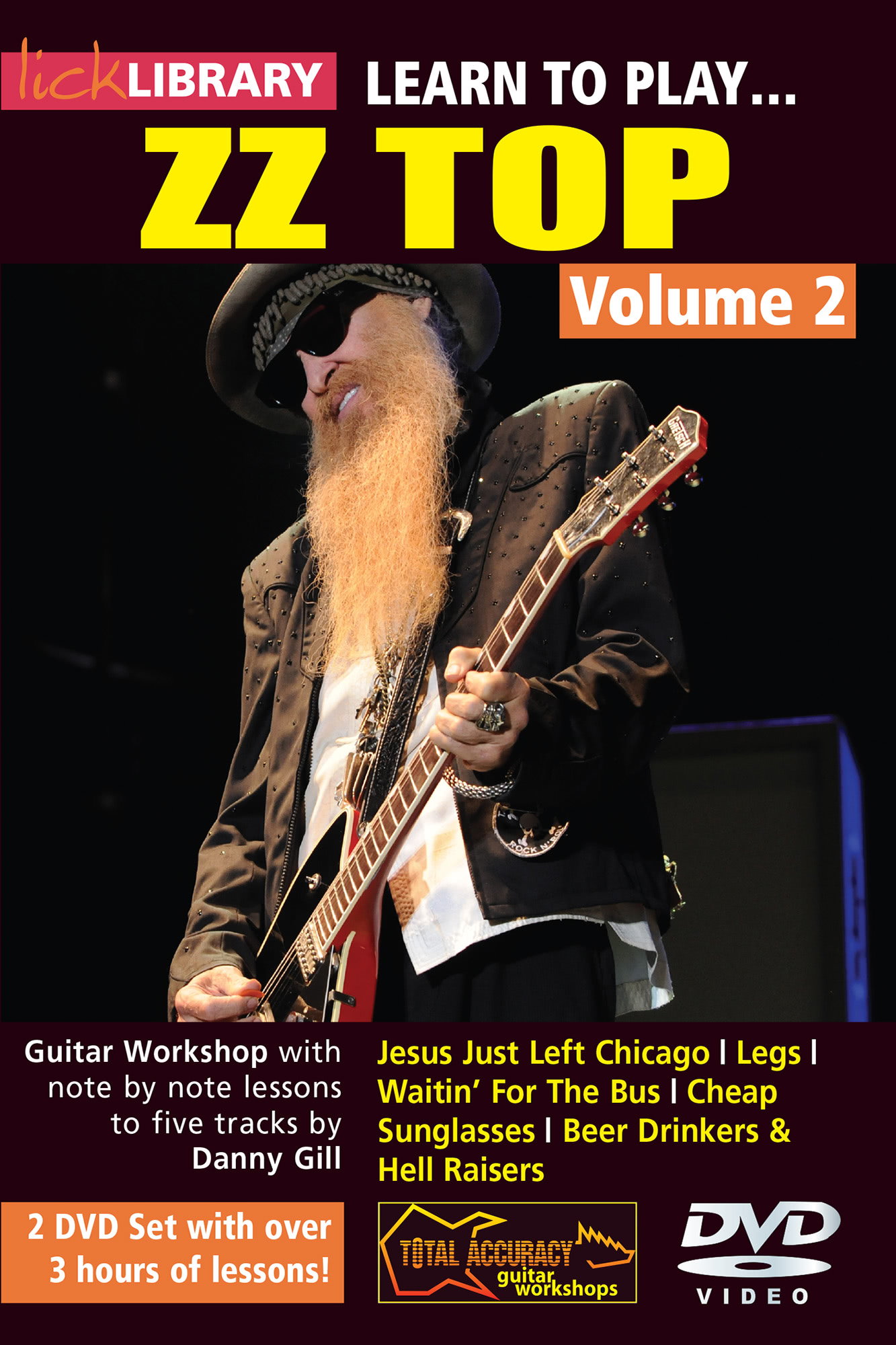 Learn To Play ZZ Top Volume 2