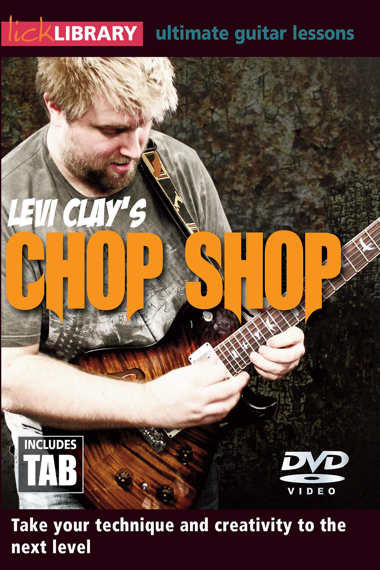Levi Clay's Chop Shop