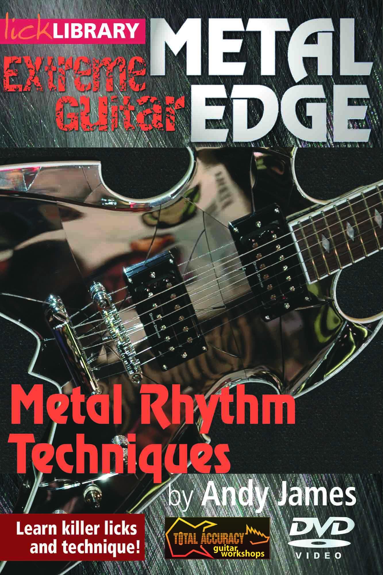 Metal Edge - Metal Rhythm Techniques
