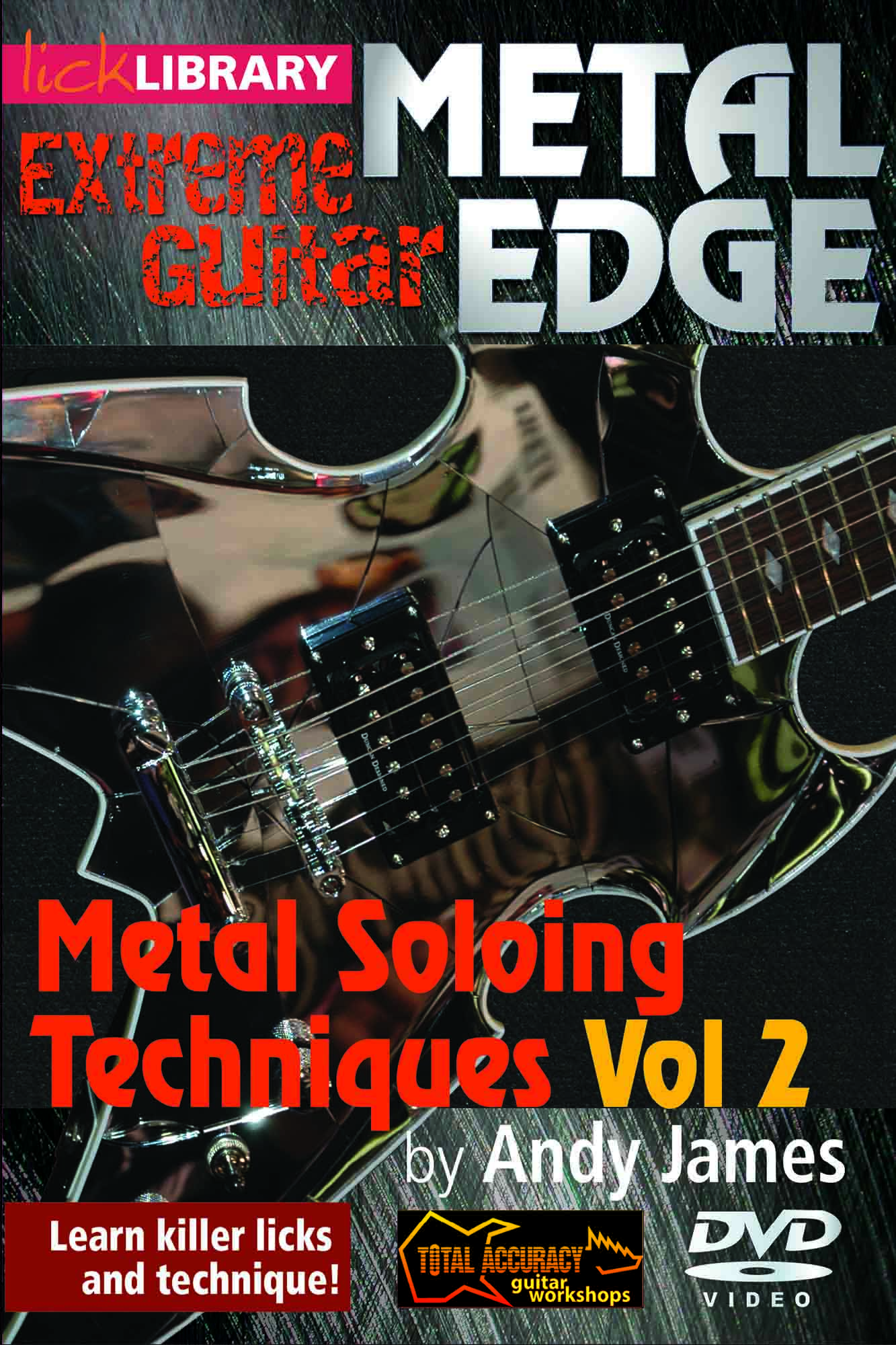 Metal Edge - Metal Soloing Techniques Volume 2