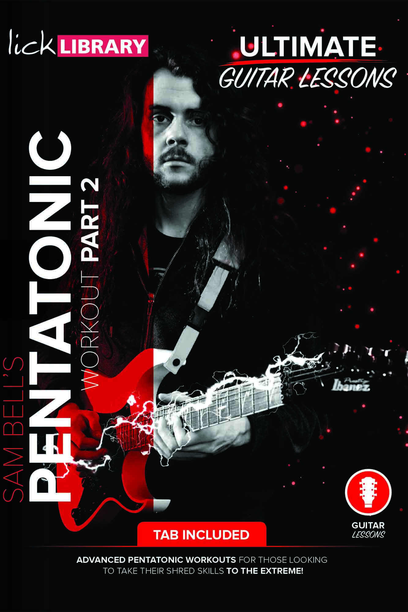 Sam Bell's Pentatonic Workout Part 2