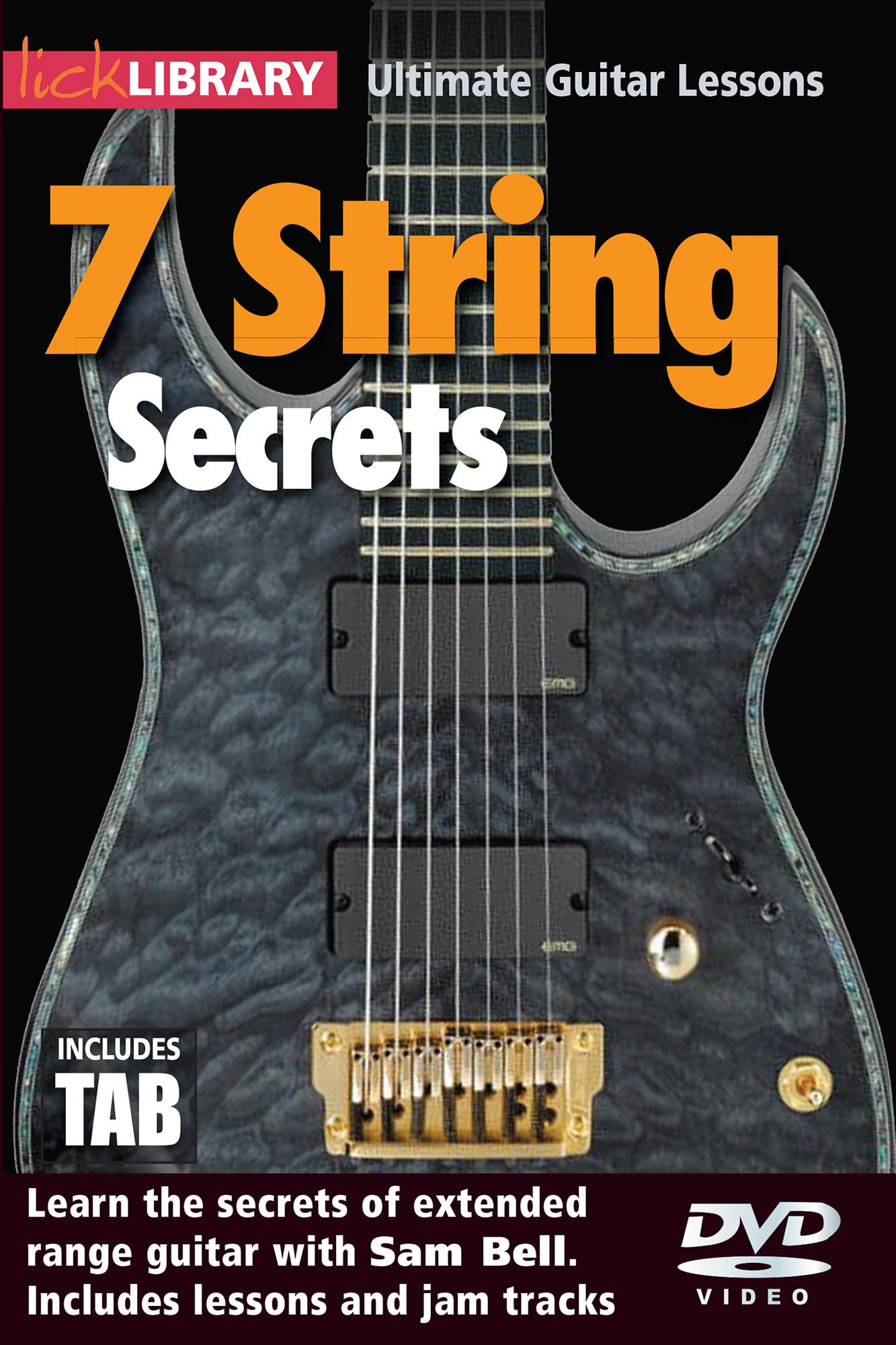 Seven String Secrets