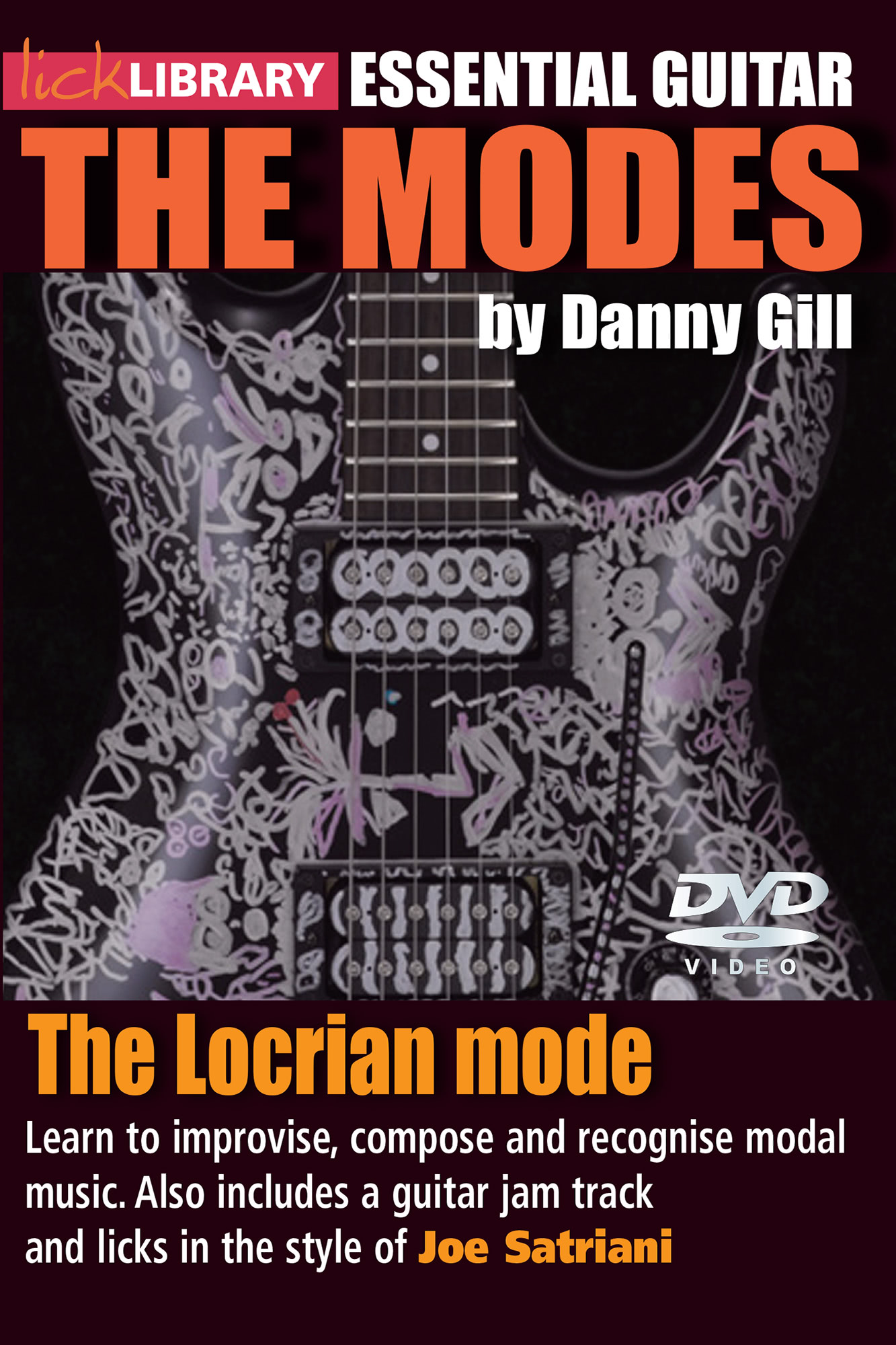 The Modes - Locrian - Joe Satriani