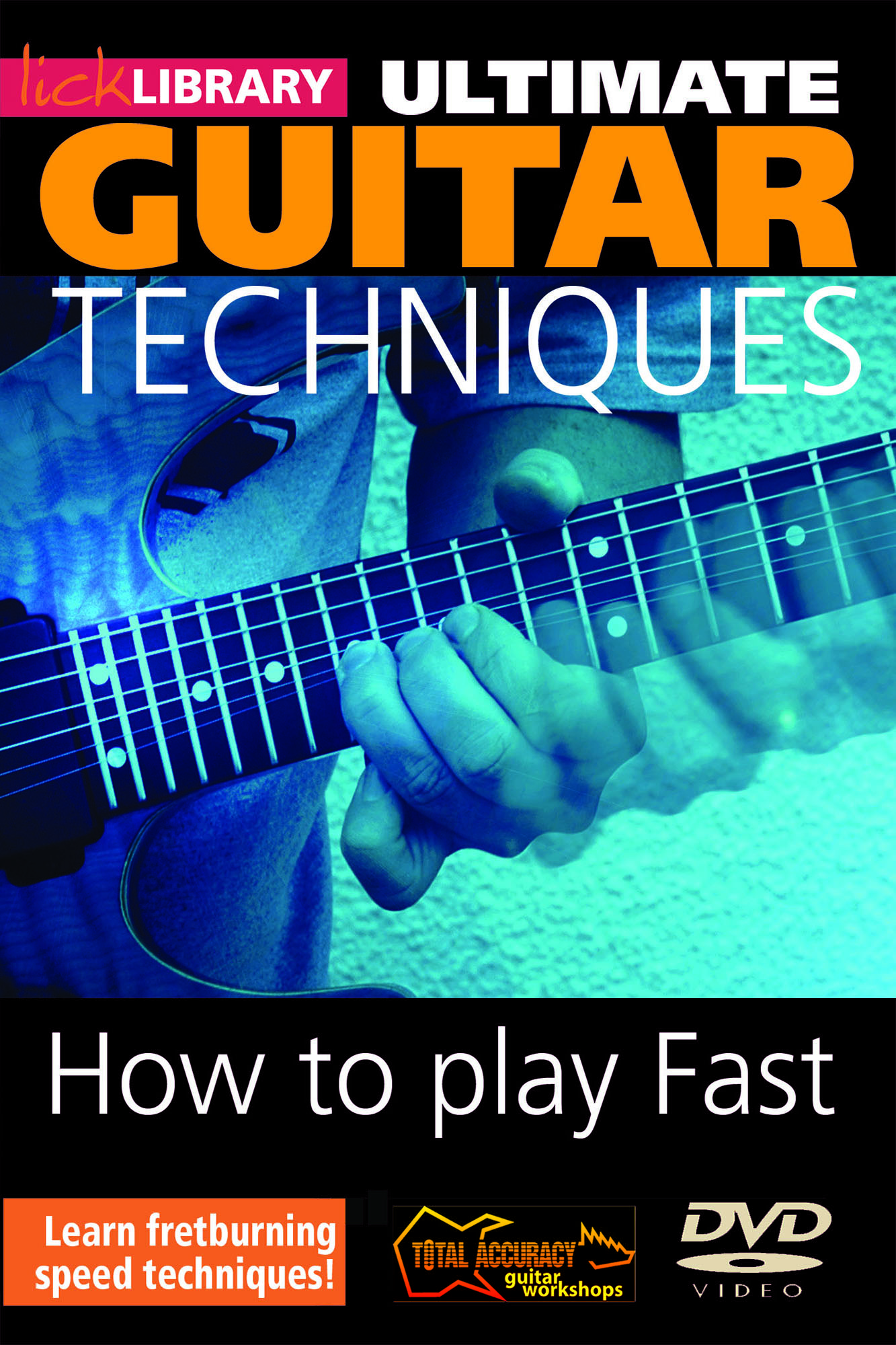 Ultimate Guitar - How To Play Fast