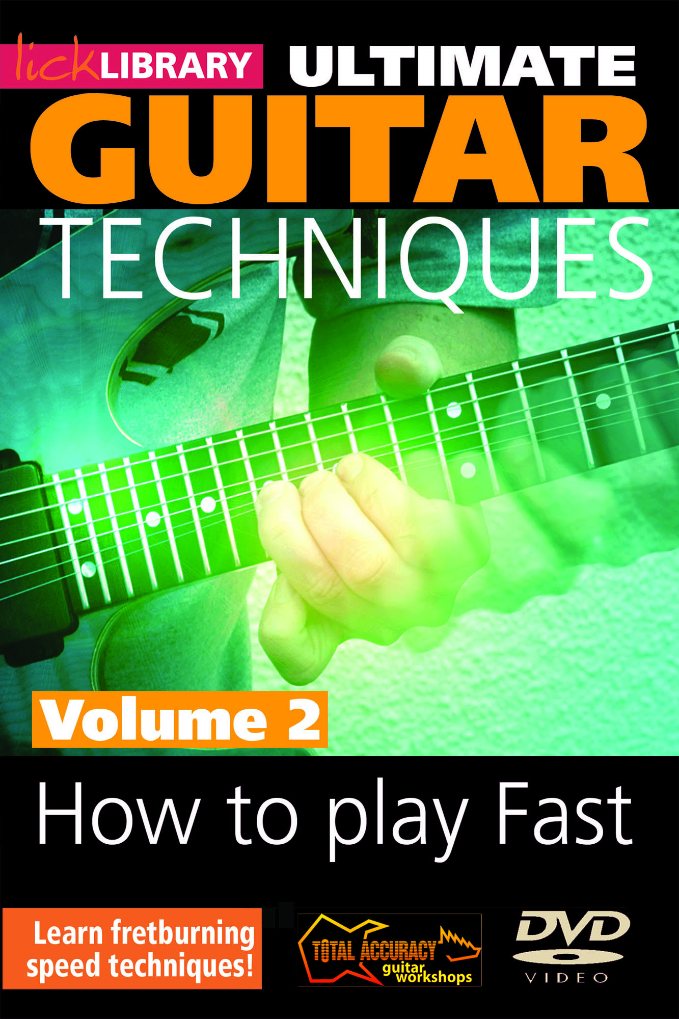 Ultimate Guitar - How To Play Fast Volume 2