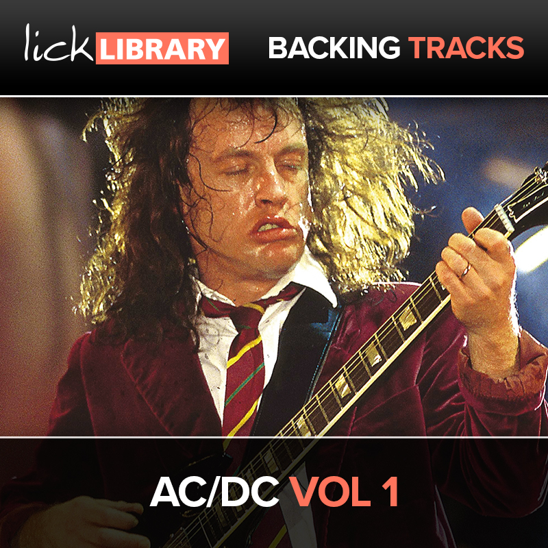 AC/DC Volume 1 - Backing Tracks