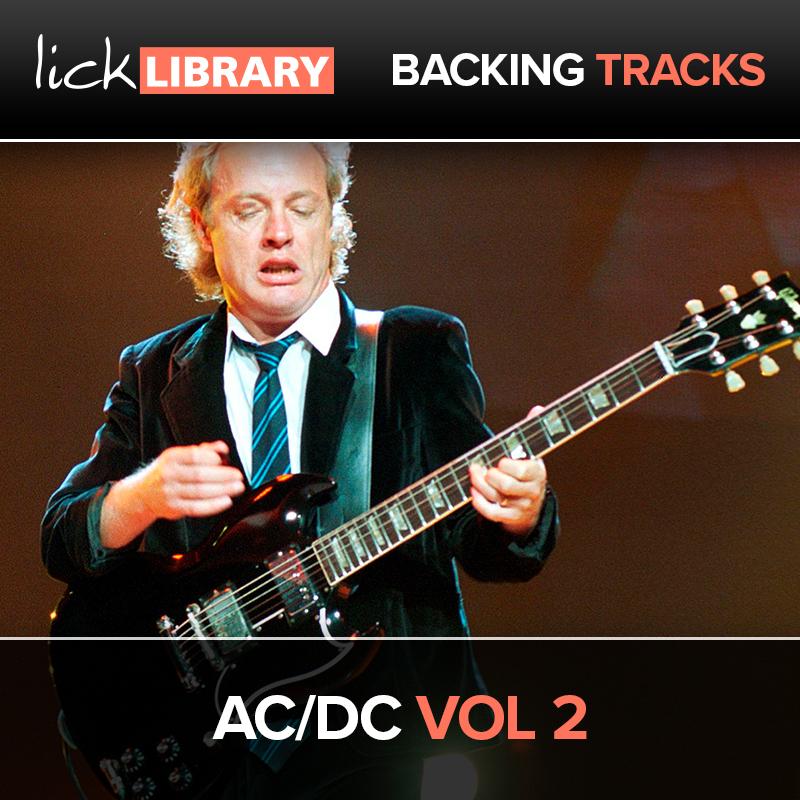 AC/DC Volume 2 - Backing Tracks