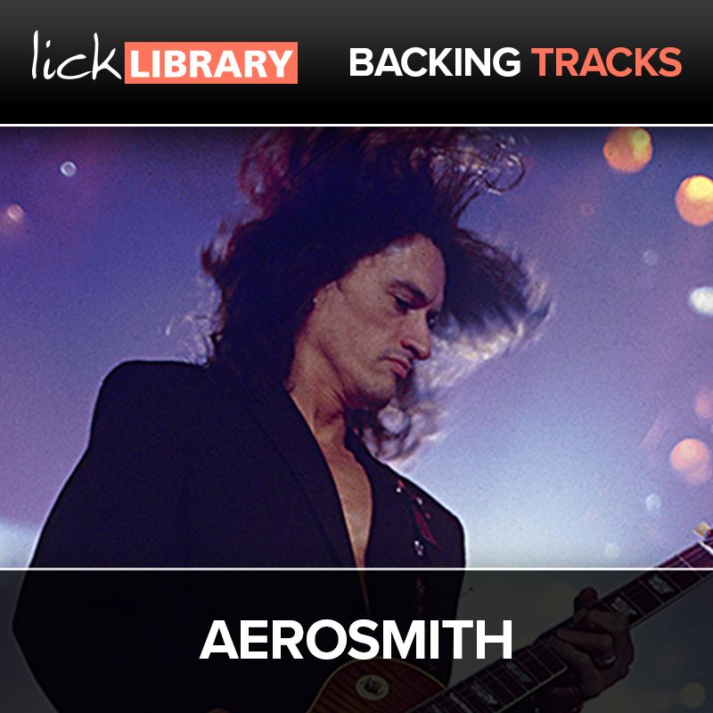 Aerosmith - Backing Tracks