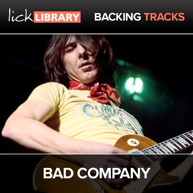 Bad Company - Backing Tracks