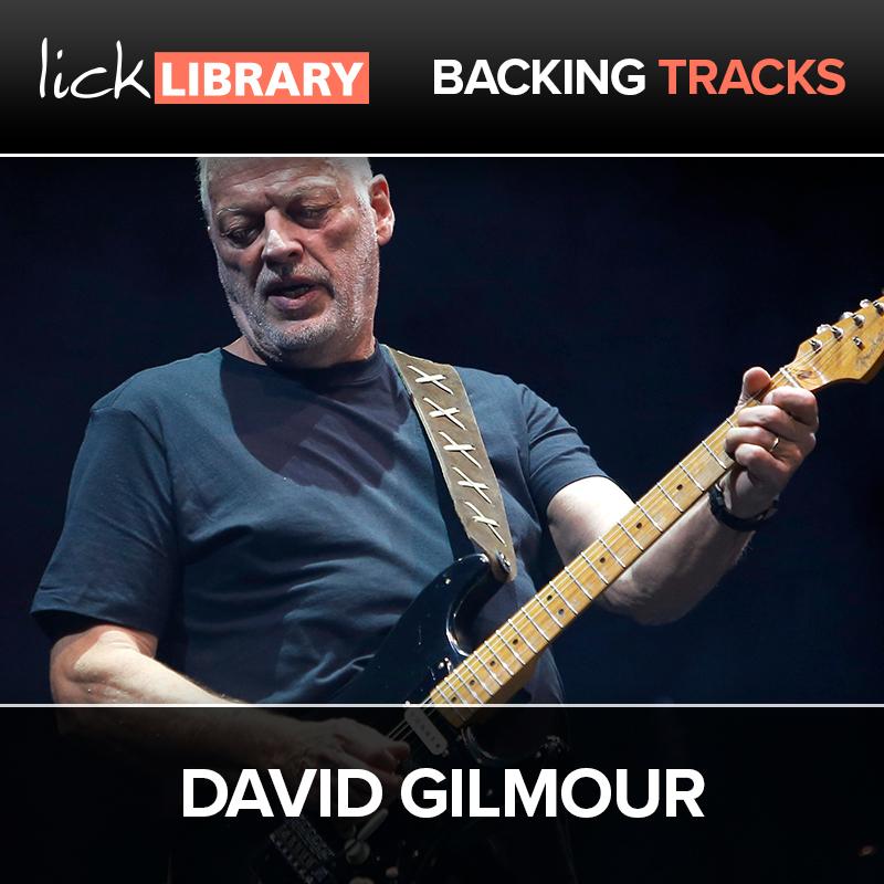 David Gilmour - Backing Tracks