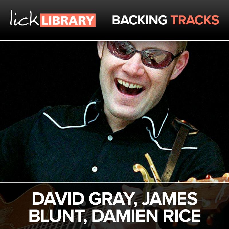 David Gray, James Blunt, Damien Rice - Backing Tracks